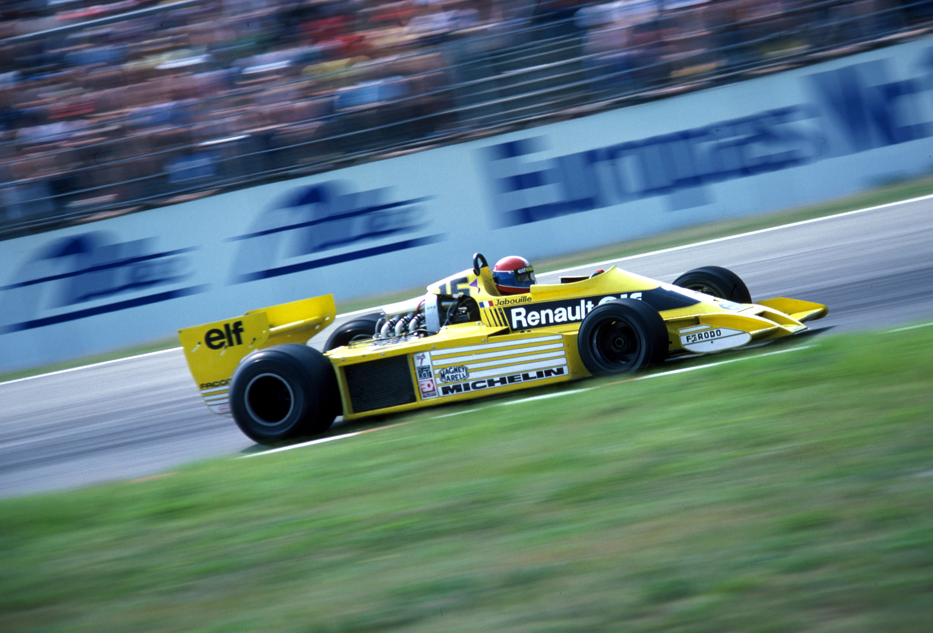 1978 hockenheim jean pierre HD Wallpaper