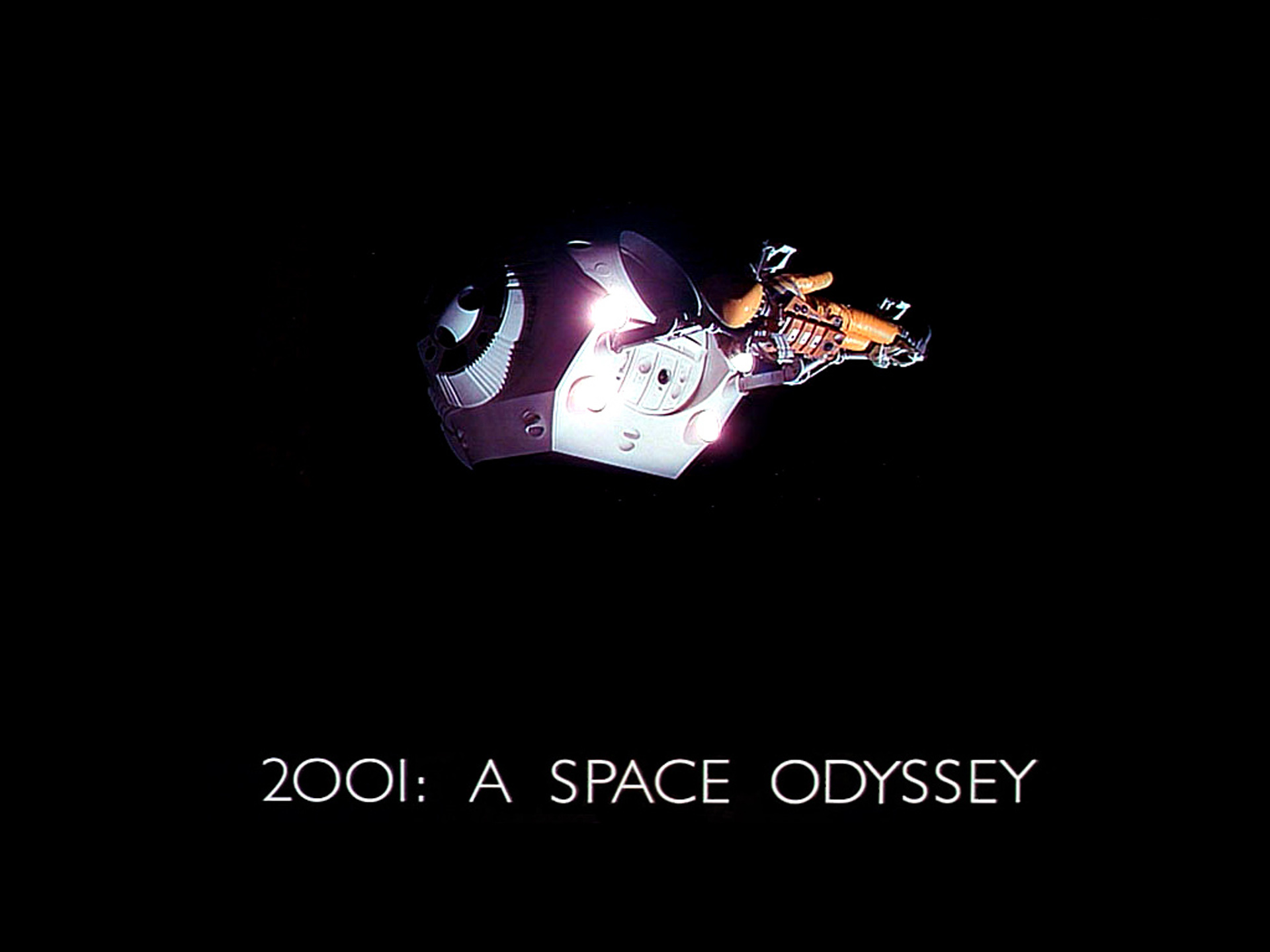 2001 Space Odyssey HD Wallpaper