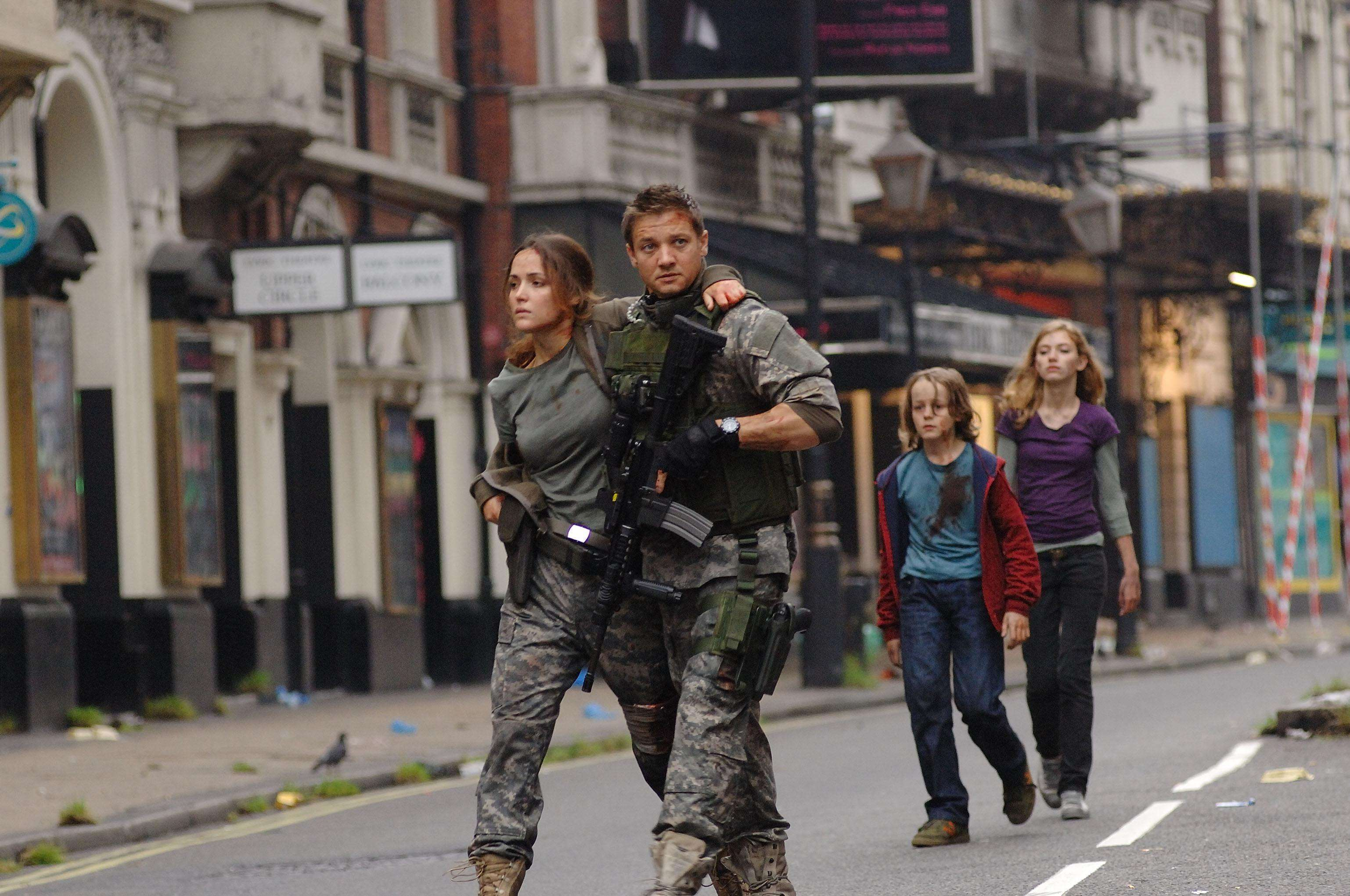 28 weeks later Rose
