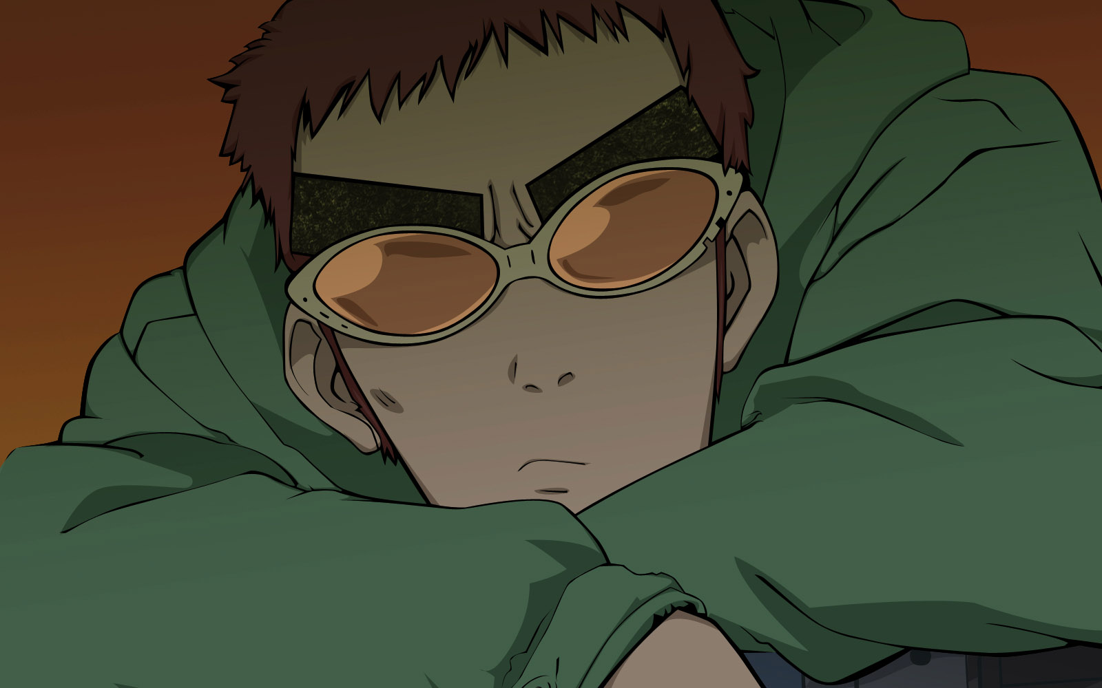 Flcl fooly cooly eyebrows voltagebd Choice Image
