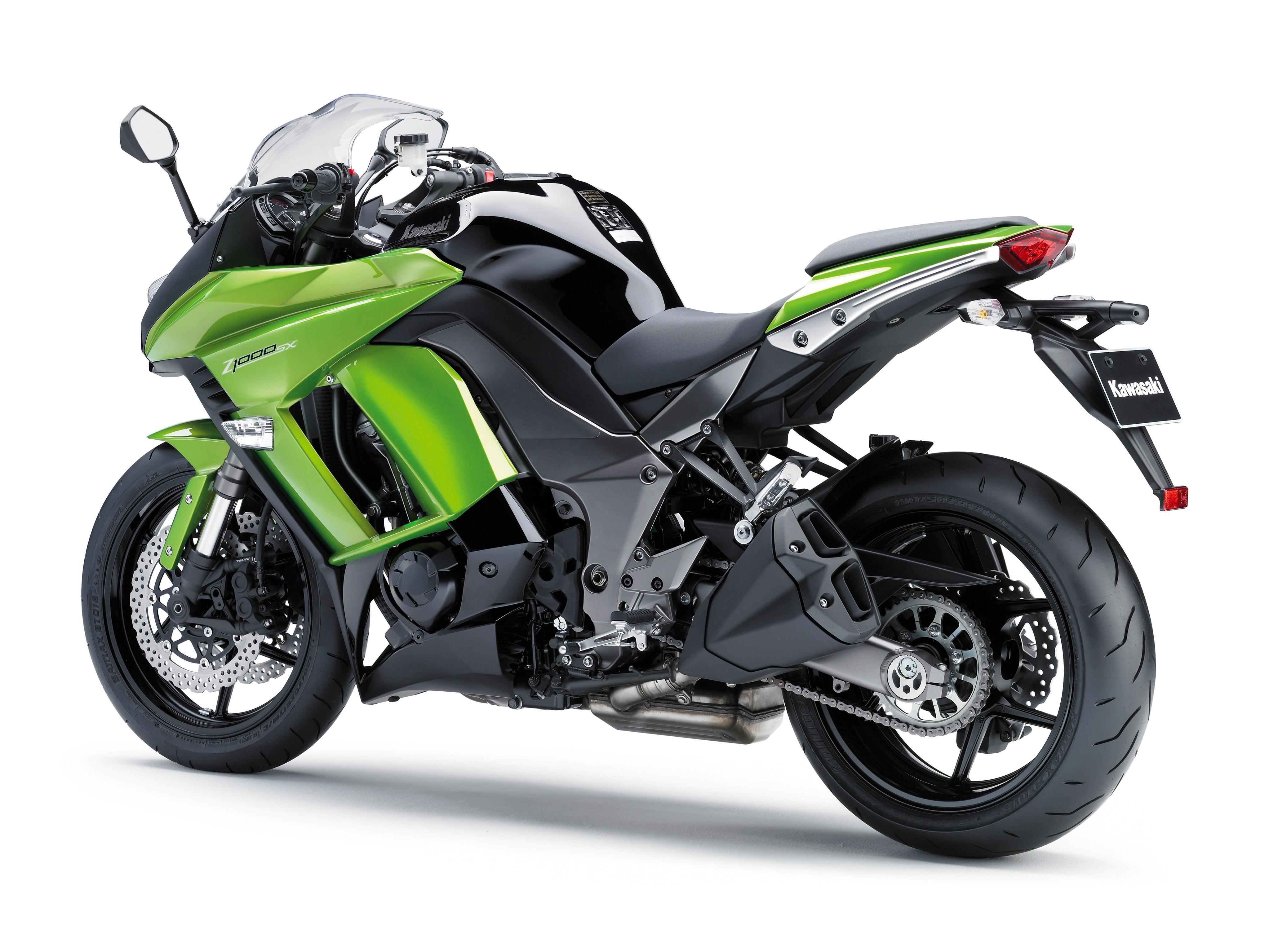 Kawasaki Vehicles Z1000SX
