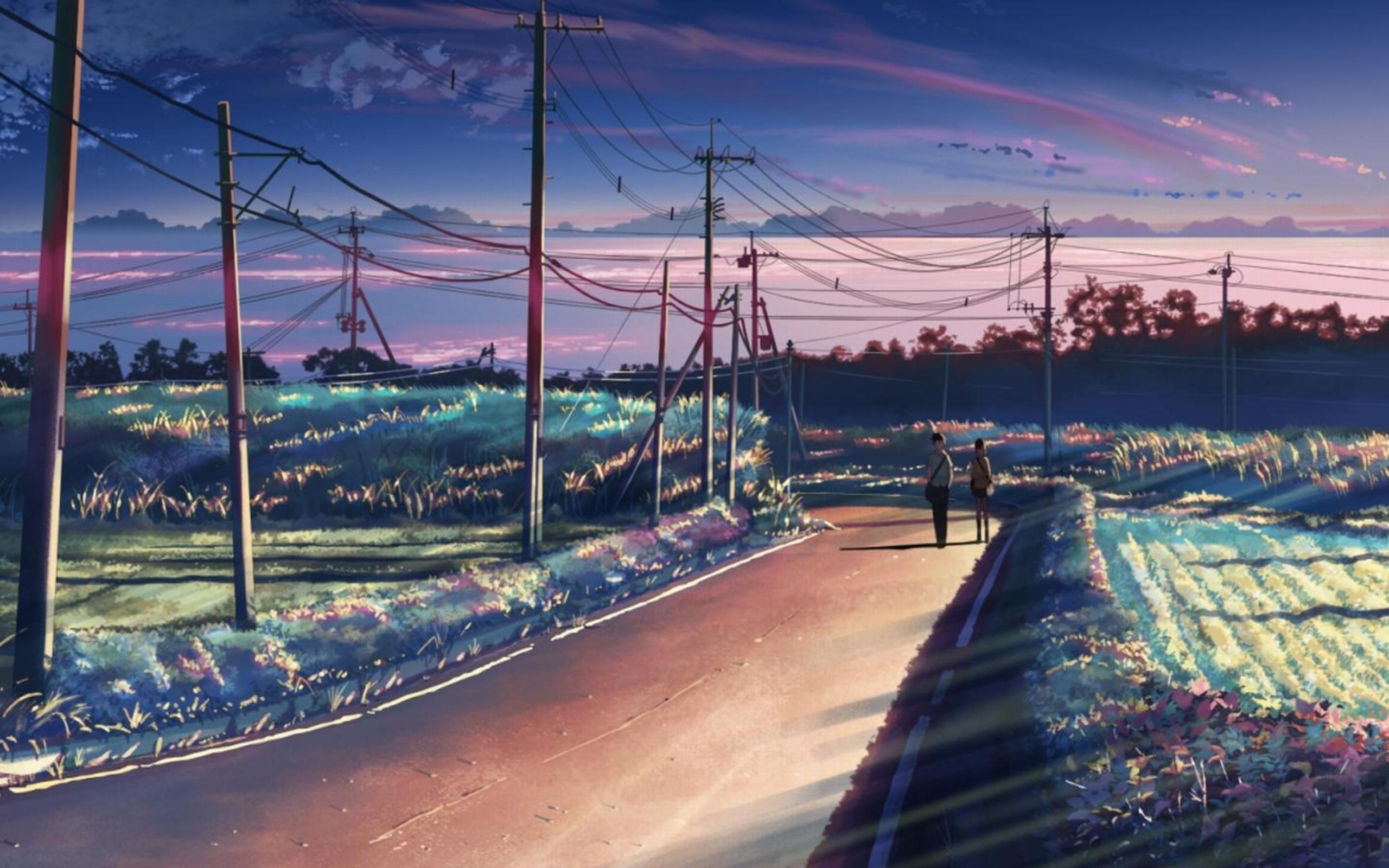 Makoto Shinkai Scenic 5