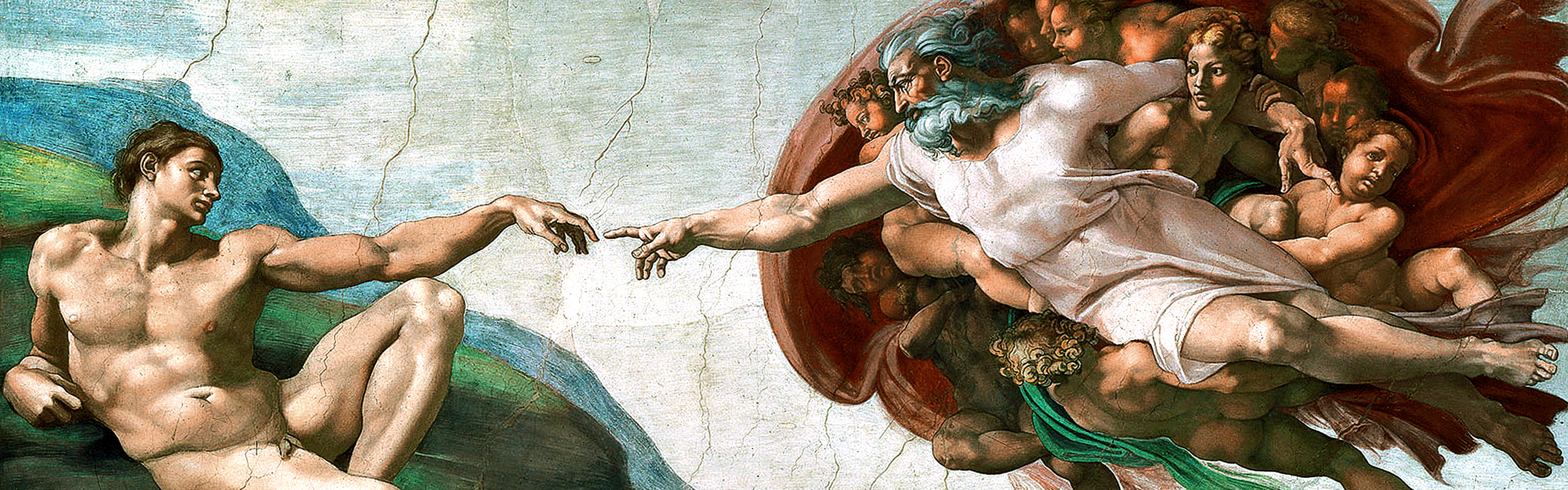 an introduction to the michelangelos art Michelangelo's artwork consisted of paintings and sculptures that showed humanity in online essays since his art portrayed both optimism and pessimism.