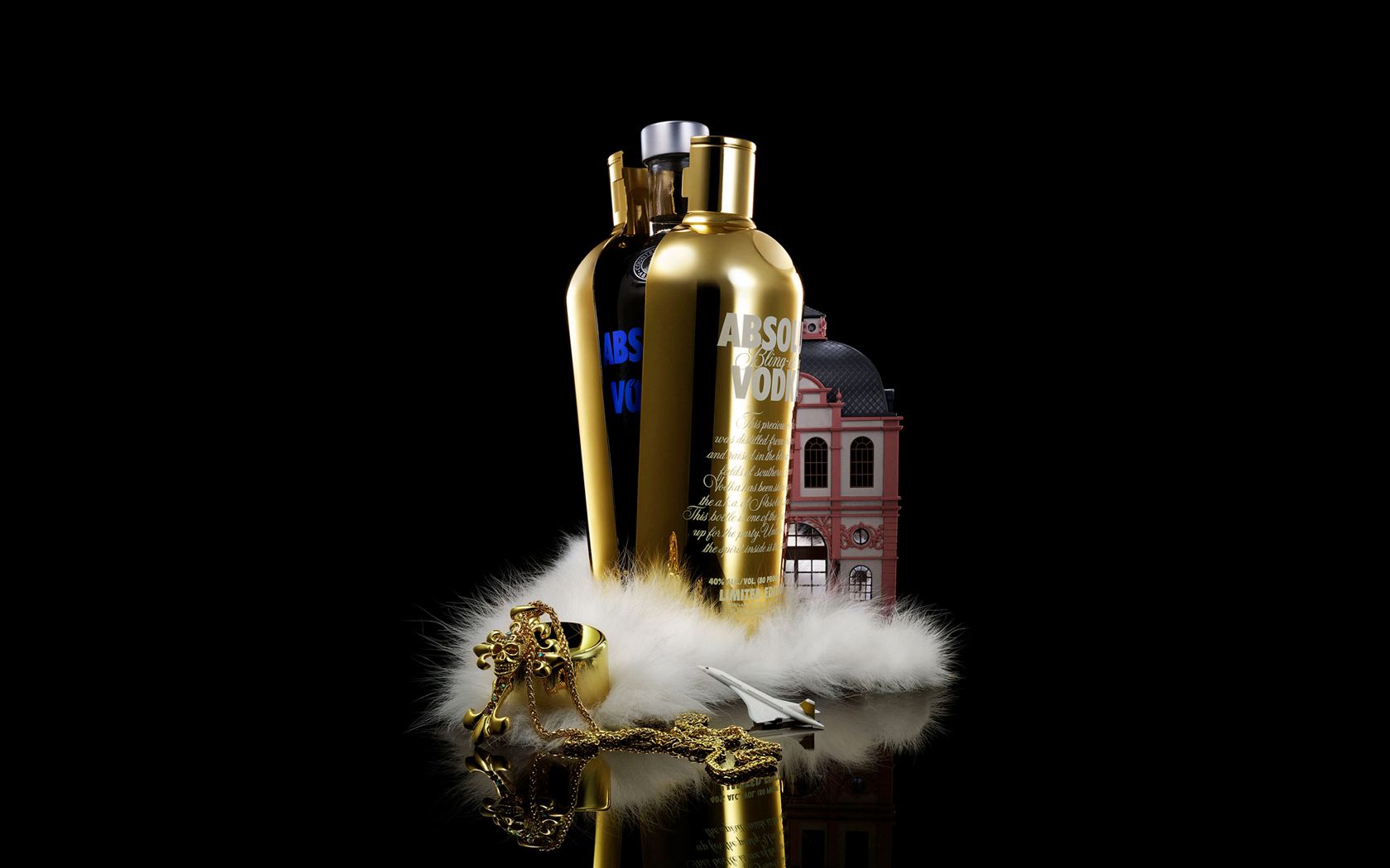 absolut gold vodka drinks