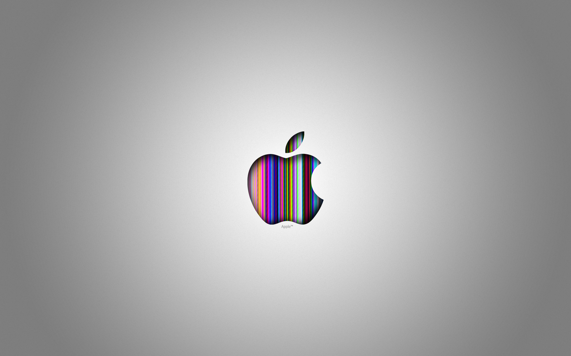 abstract apple Inc. light