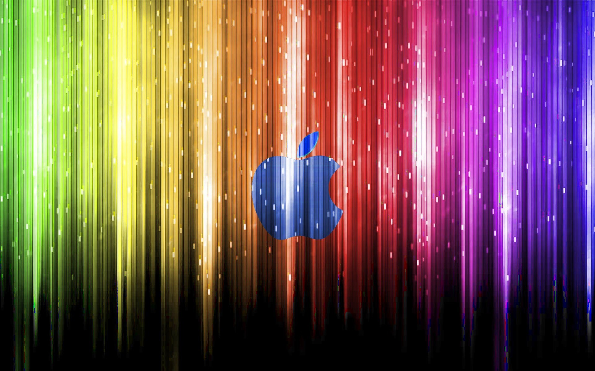 abstract apple inc logos HD Wallpaper