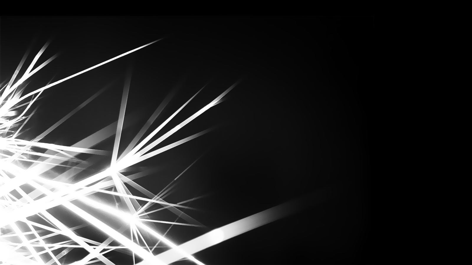 abstract black and white HD Wallpaper