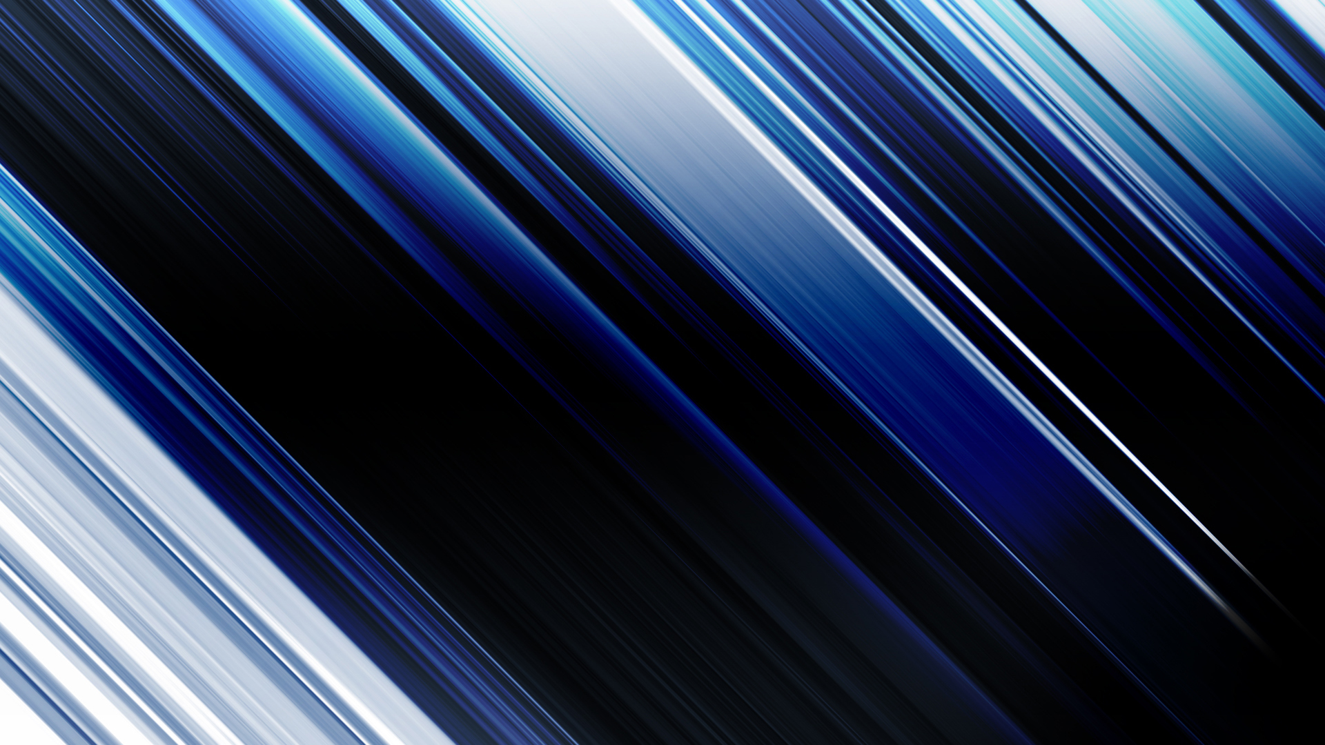 abstract blue lines motion HD Wallpaper