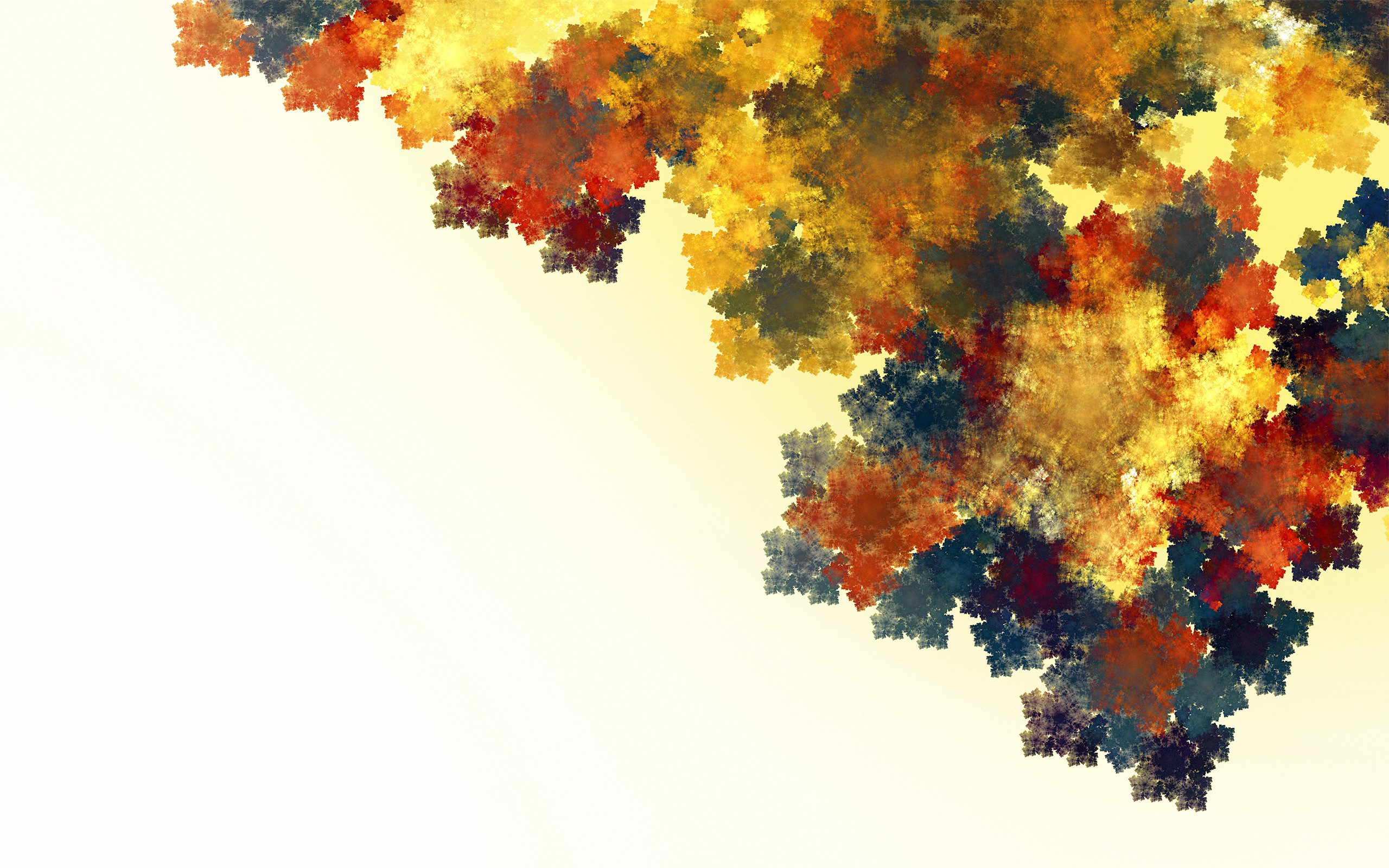 abstract fractal HD Wallpaper