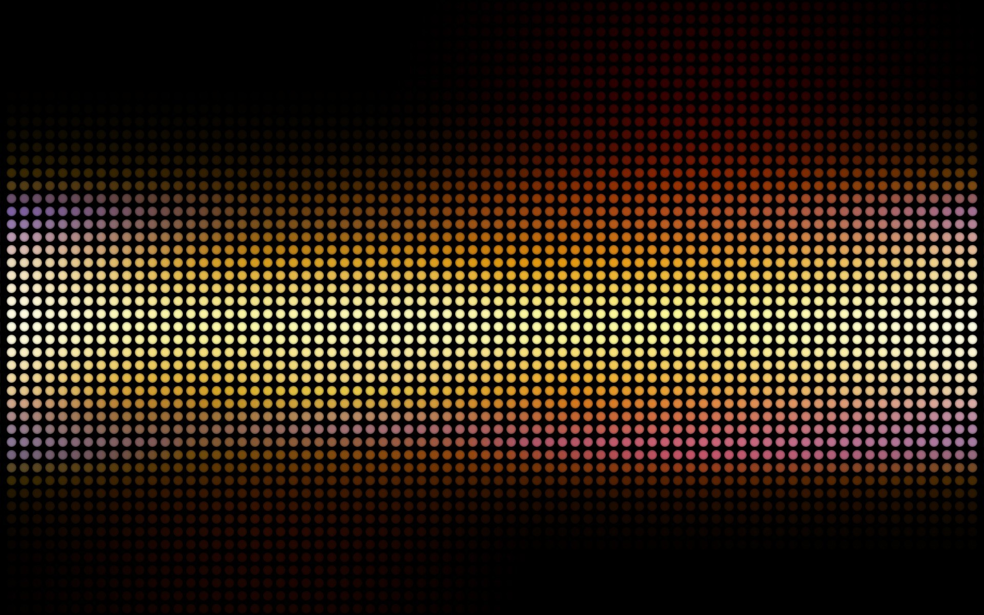 abstract multicolor dots vivid HD Wallpaper