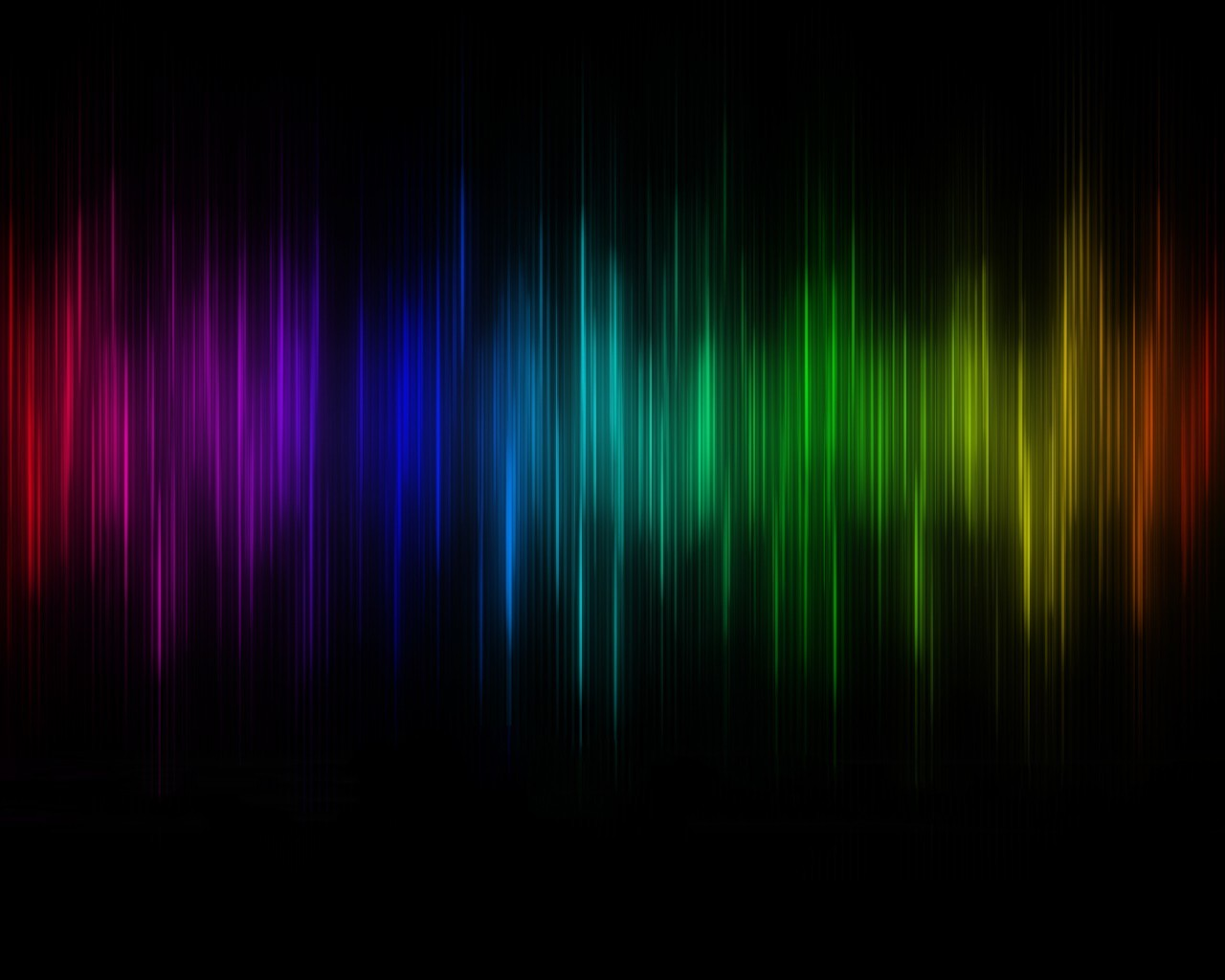 abstract multicolor spectrum color HD Wallpaper