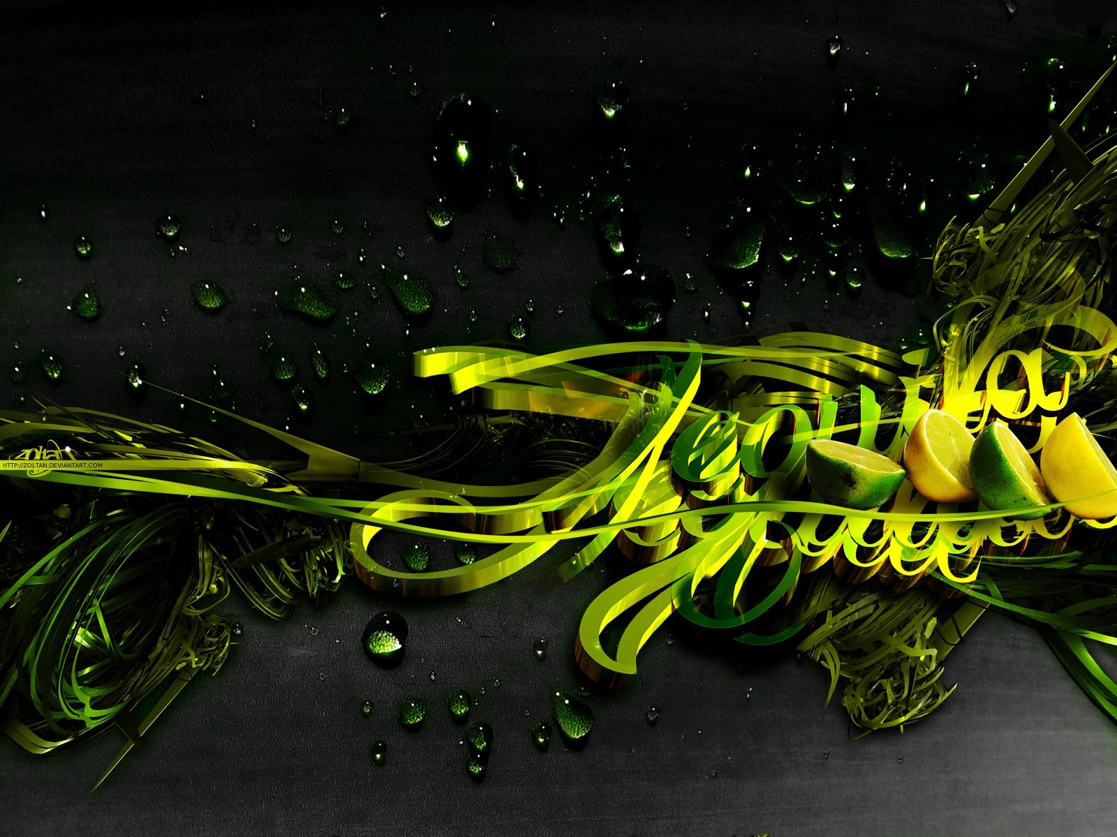 abstract tequila HD Wallpaper