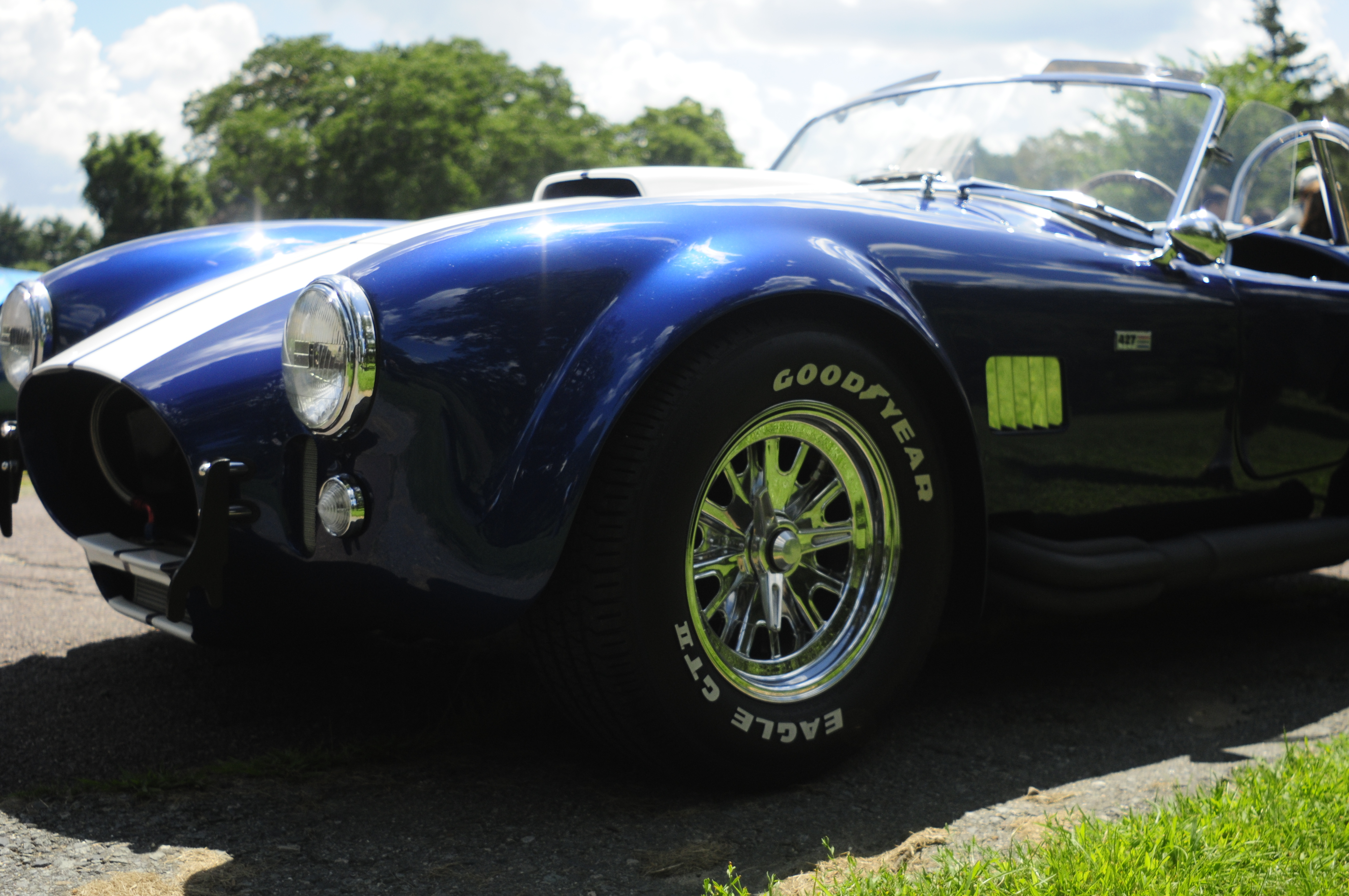 AC cobra Ford Shelby HD Wallpaper