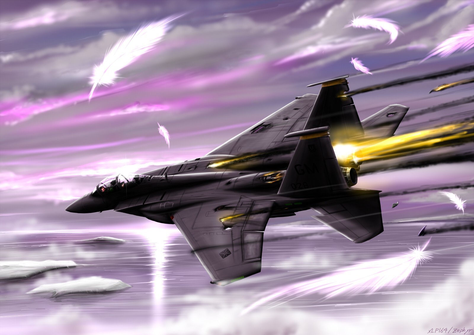 ace combat f-15 eagle HD Wallpaper