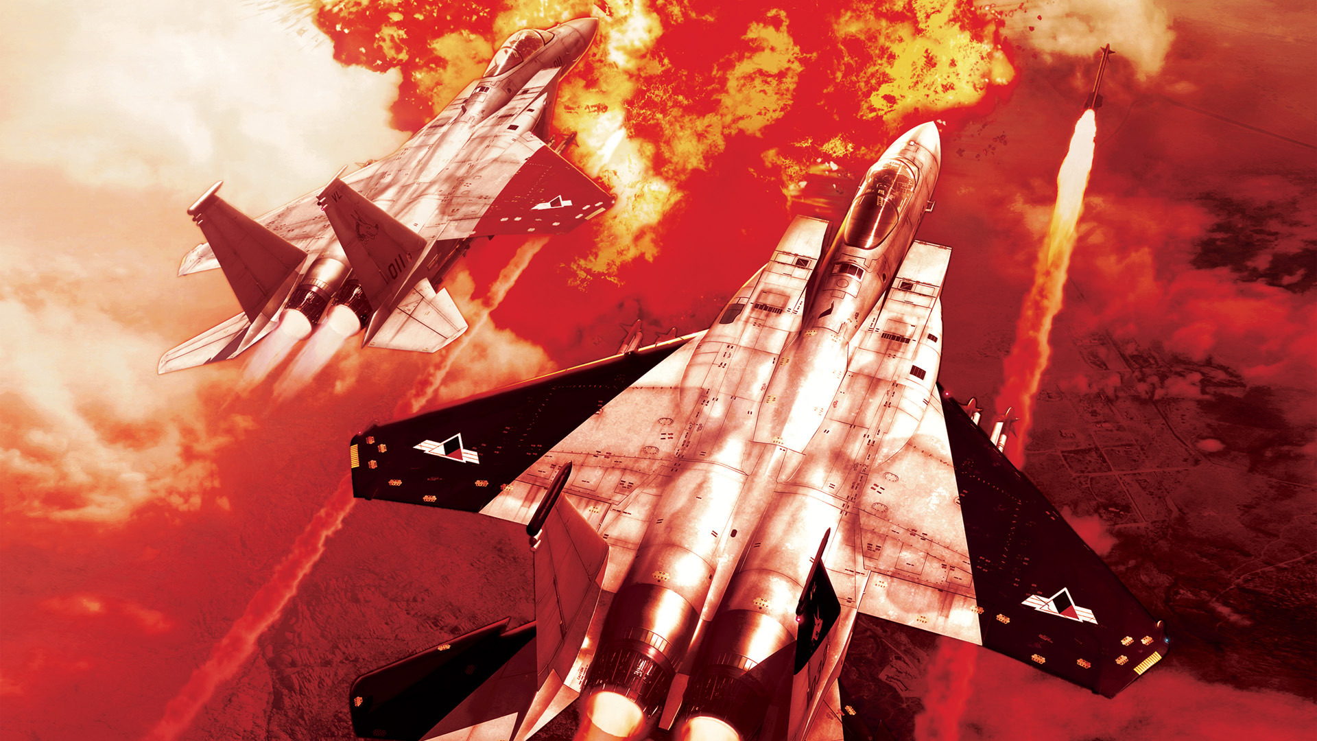 Ace Combat Zero: The HD Wallpaper