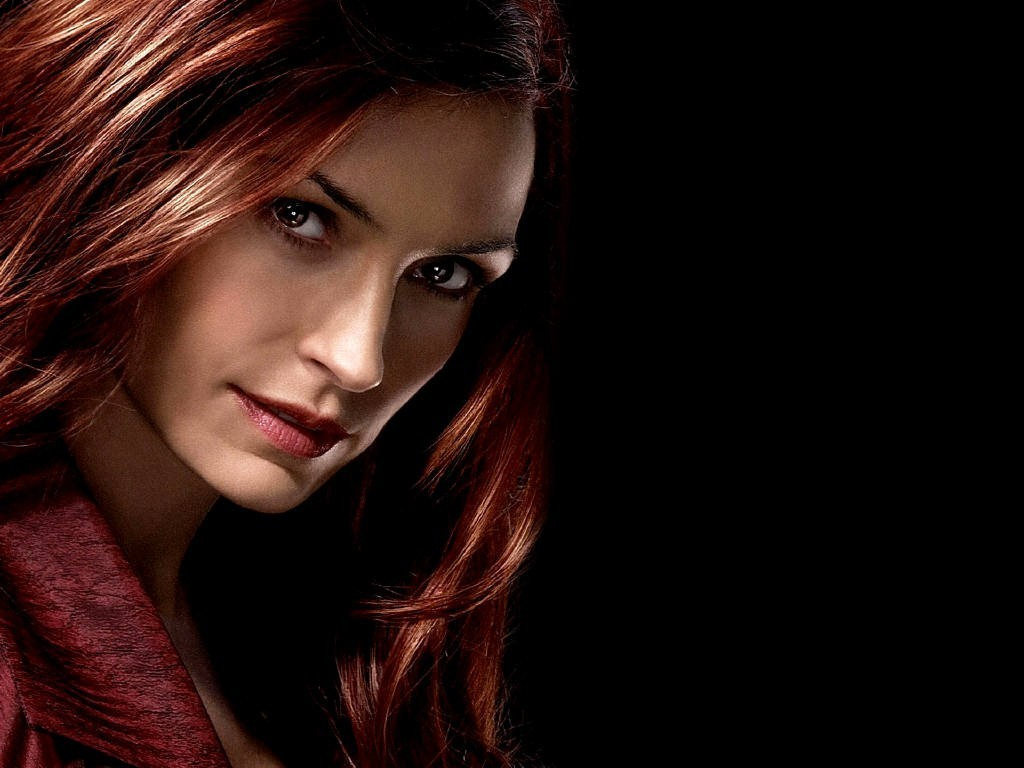 Actress Famke Janssen X-Men: HD Wallpaper