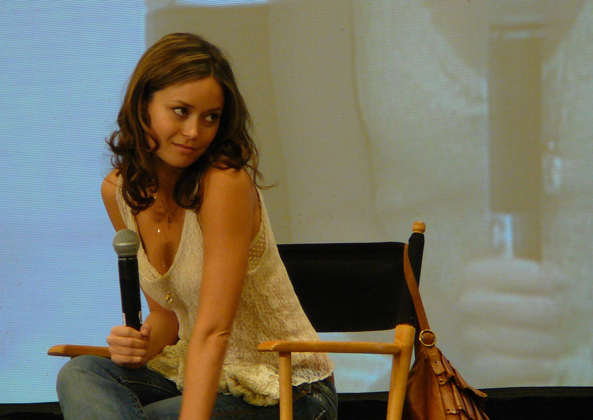 Actress summer glau