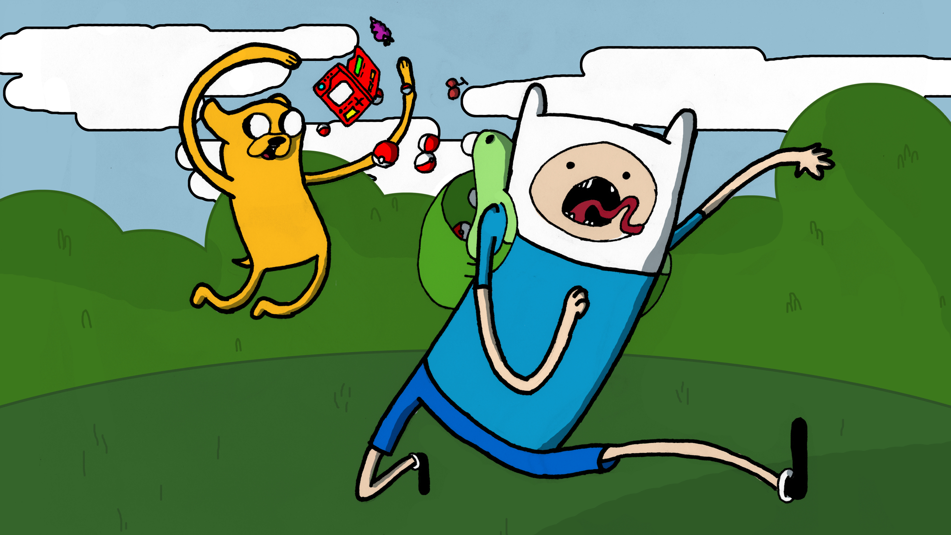 Adventure time ) With HD Wallpaper