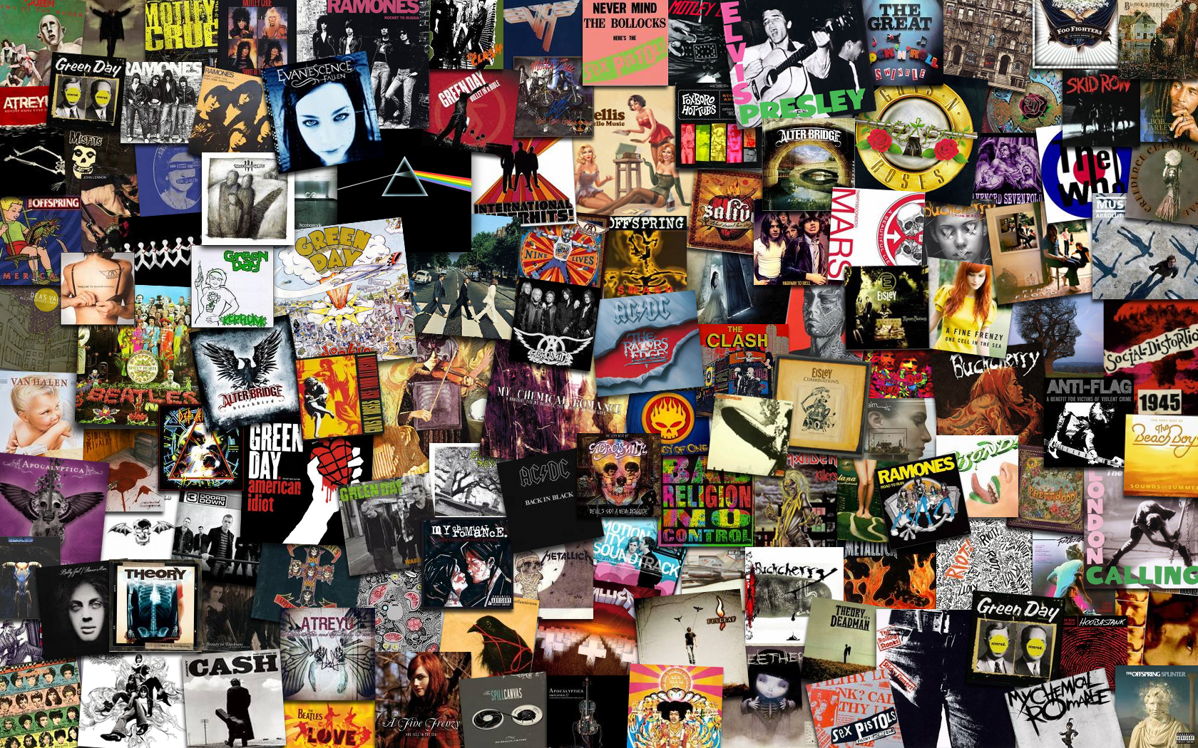 Music Front Cover Bands Album Covers Band Desktop 1680x1050 Wallpaper
