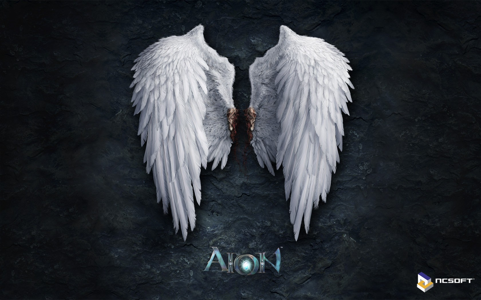 aion angel wings HD Wallpaper