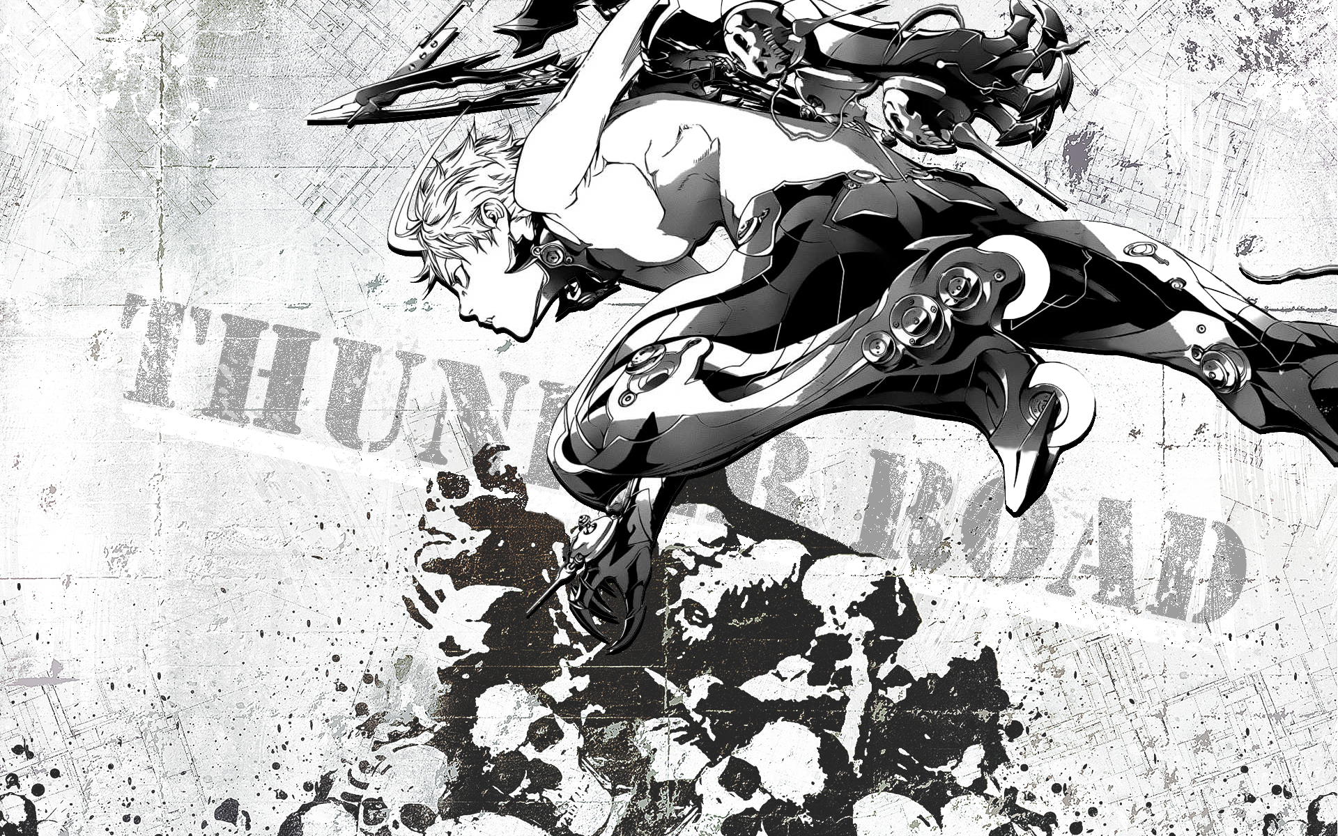 air Gear Anime HD Wallpaper