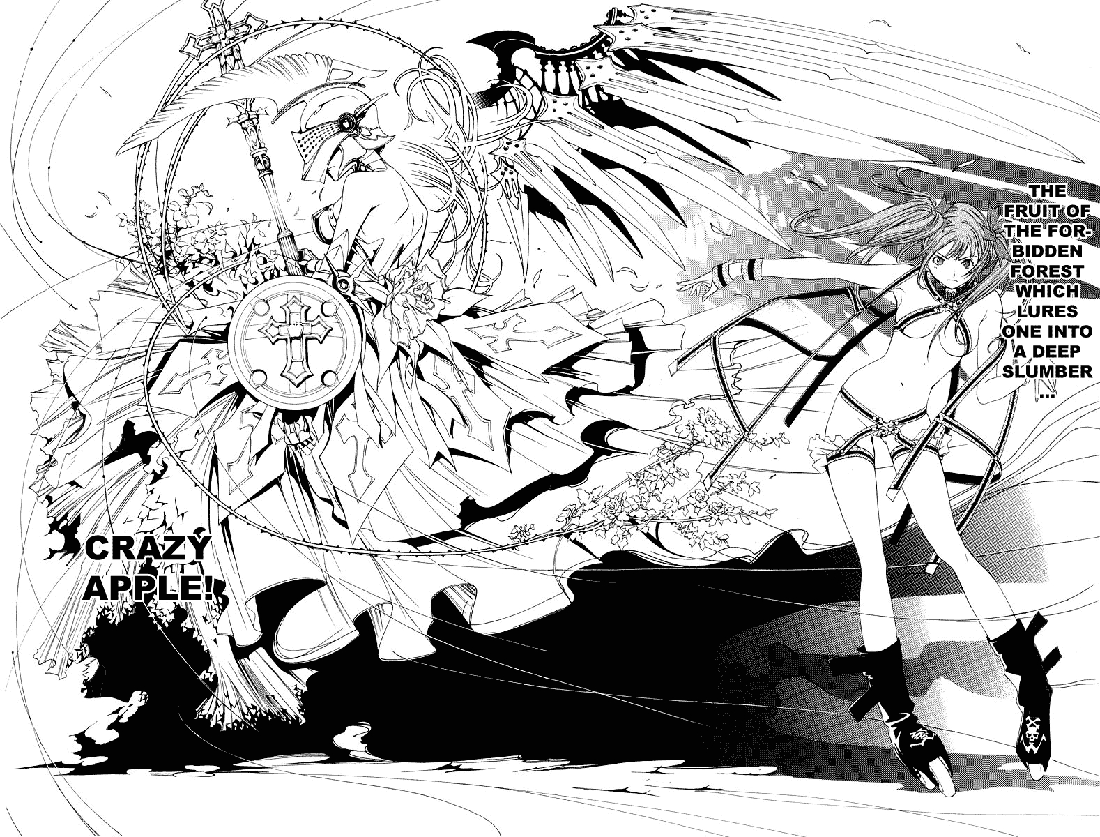 air Gear Manga Oh HD Wallpaper