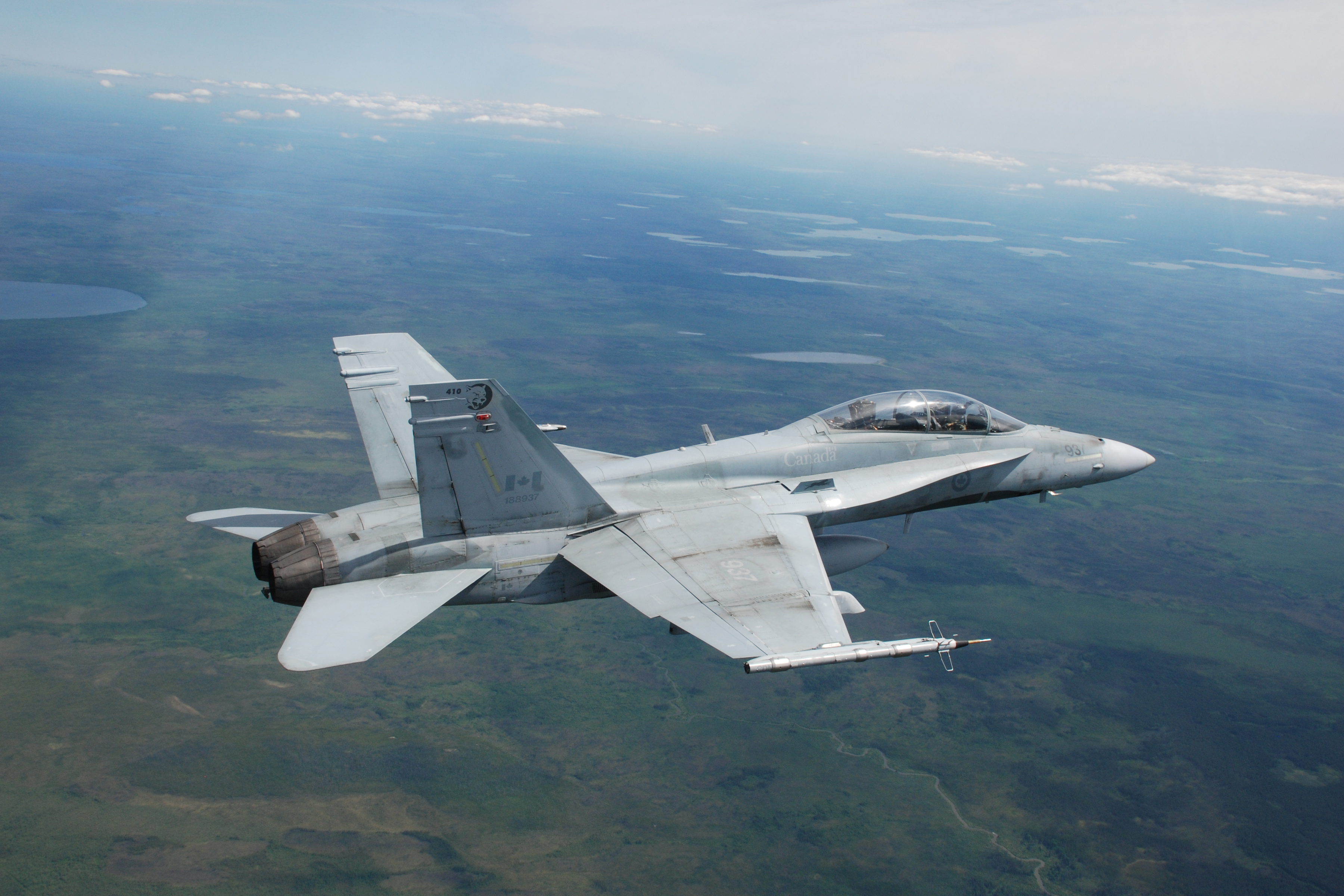 Aircraft F-18 hornet HD Wallpaper