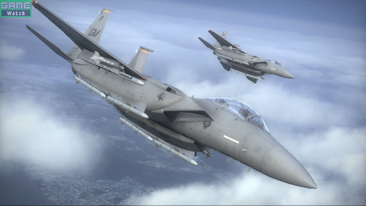 Aircraft Games planes f-15 HD Wallpaper