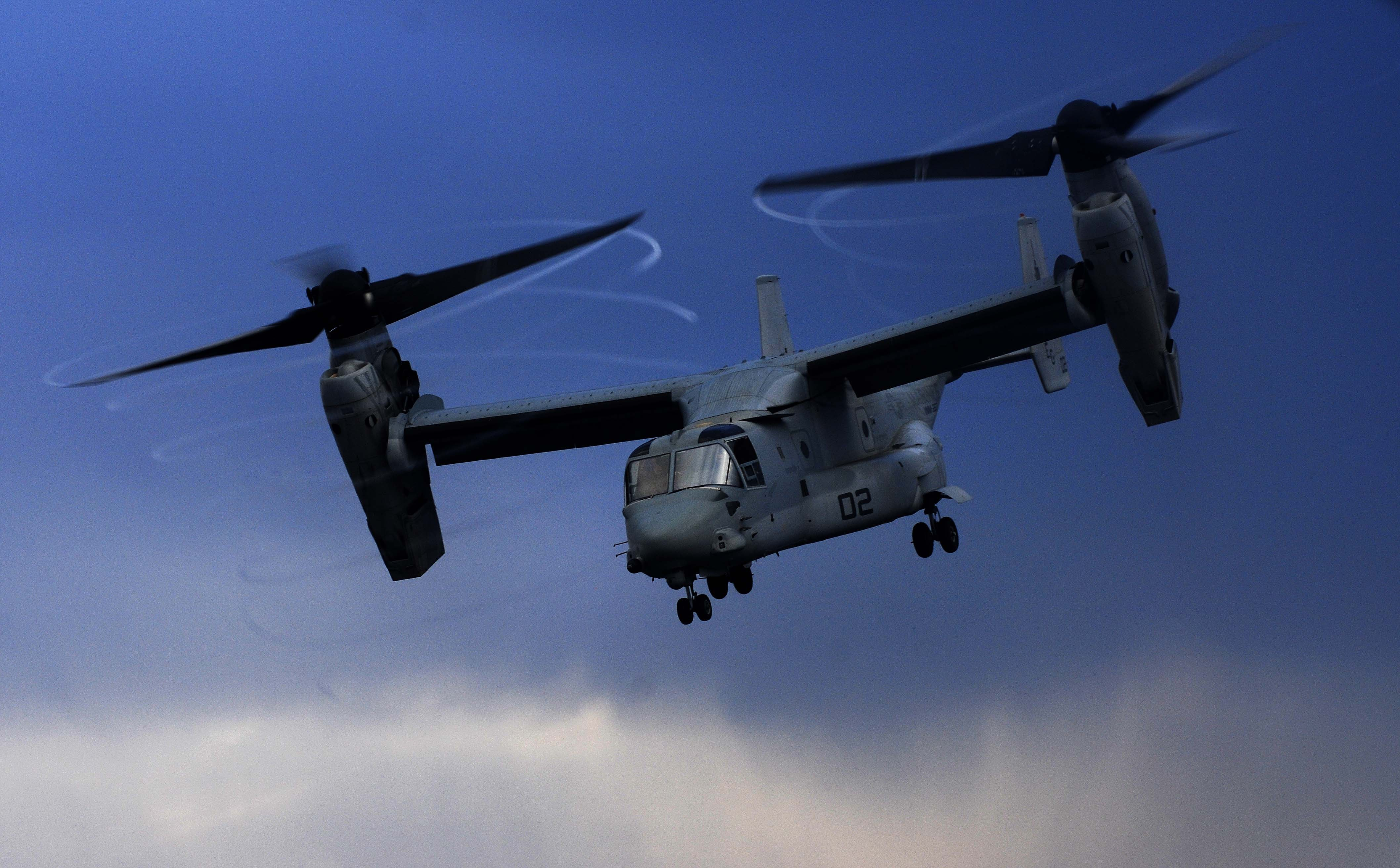 Aircraft military Helicopters osprey