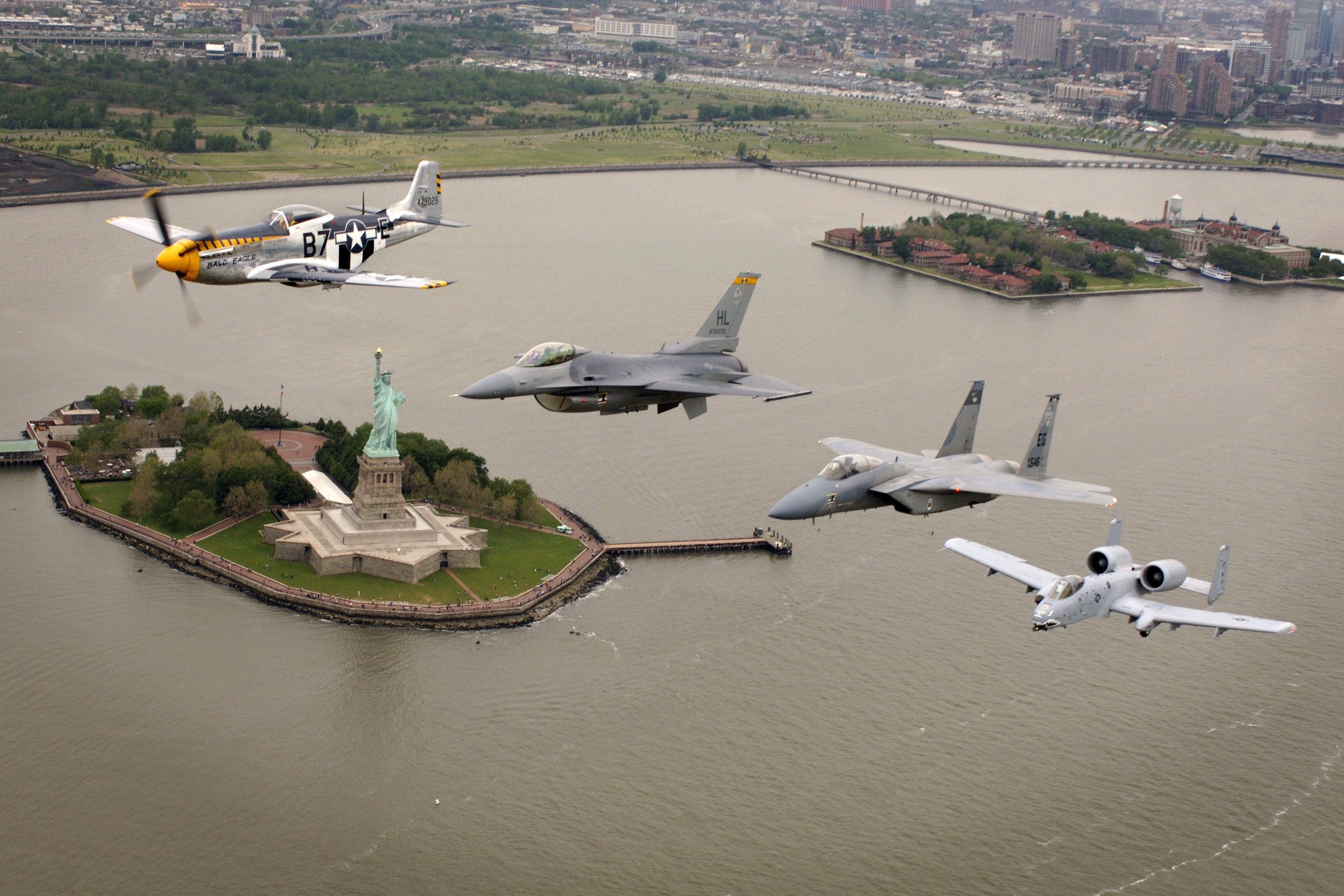 Aircraft military new york