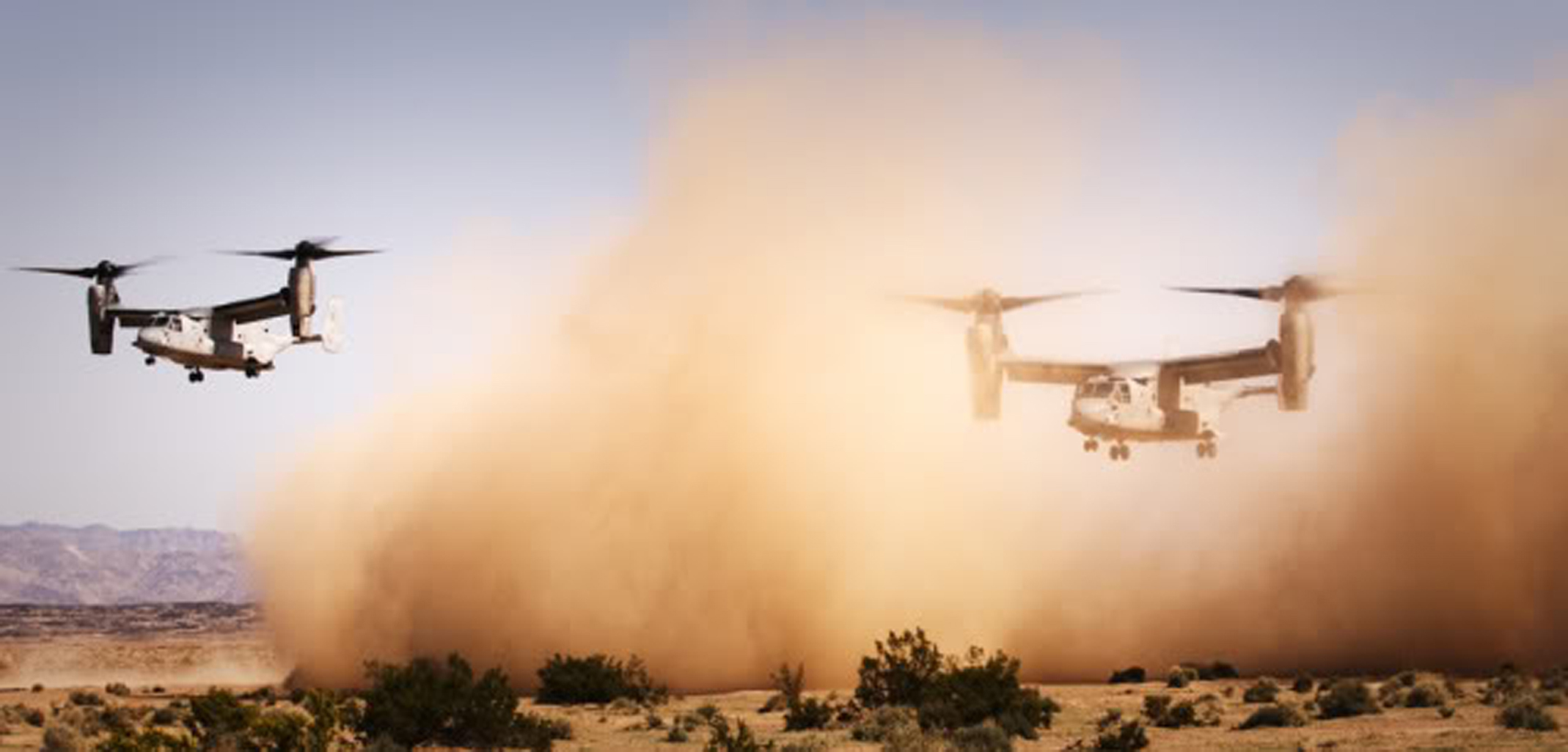 Aircraft military v-22 osprey HD Wallpaper