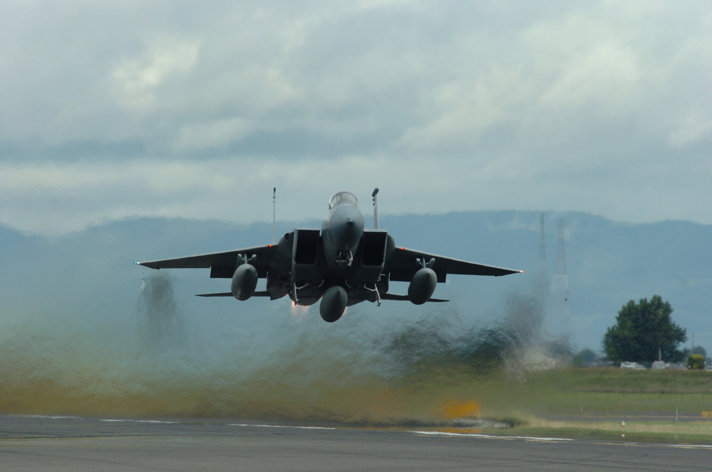 Aircraft military vehicles f-15