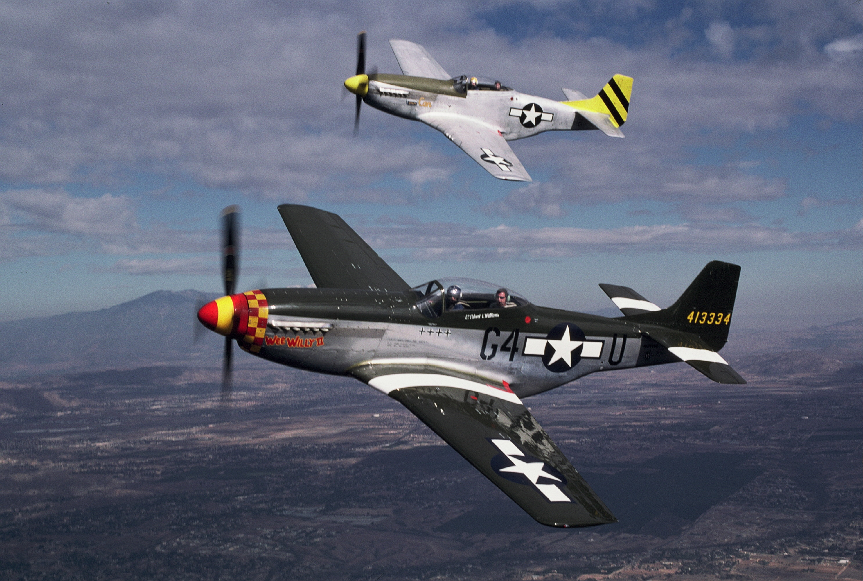 Aircraft military World War HD Wallpaper