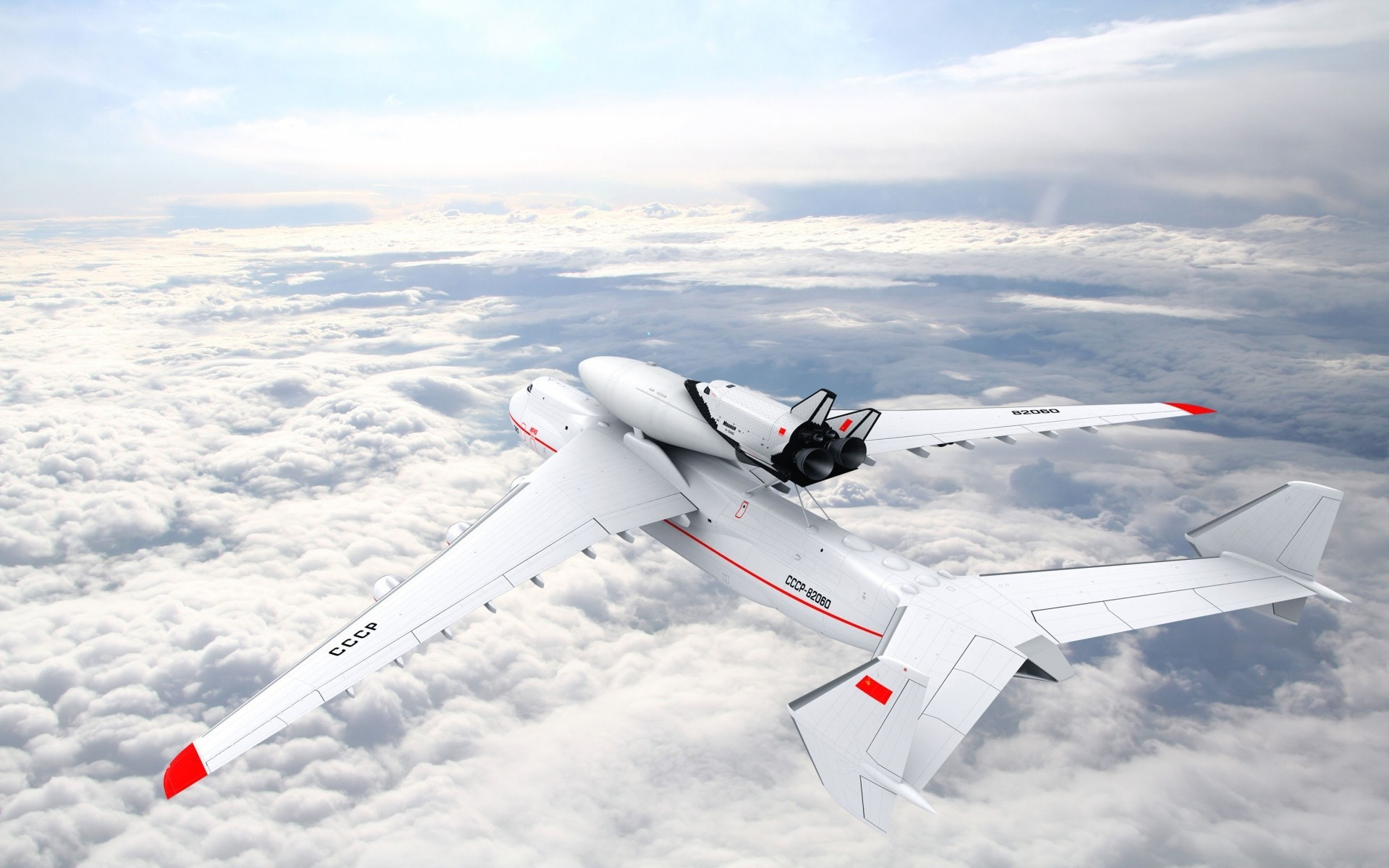 Aircraft USSR drone HD Wallpaper