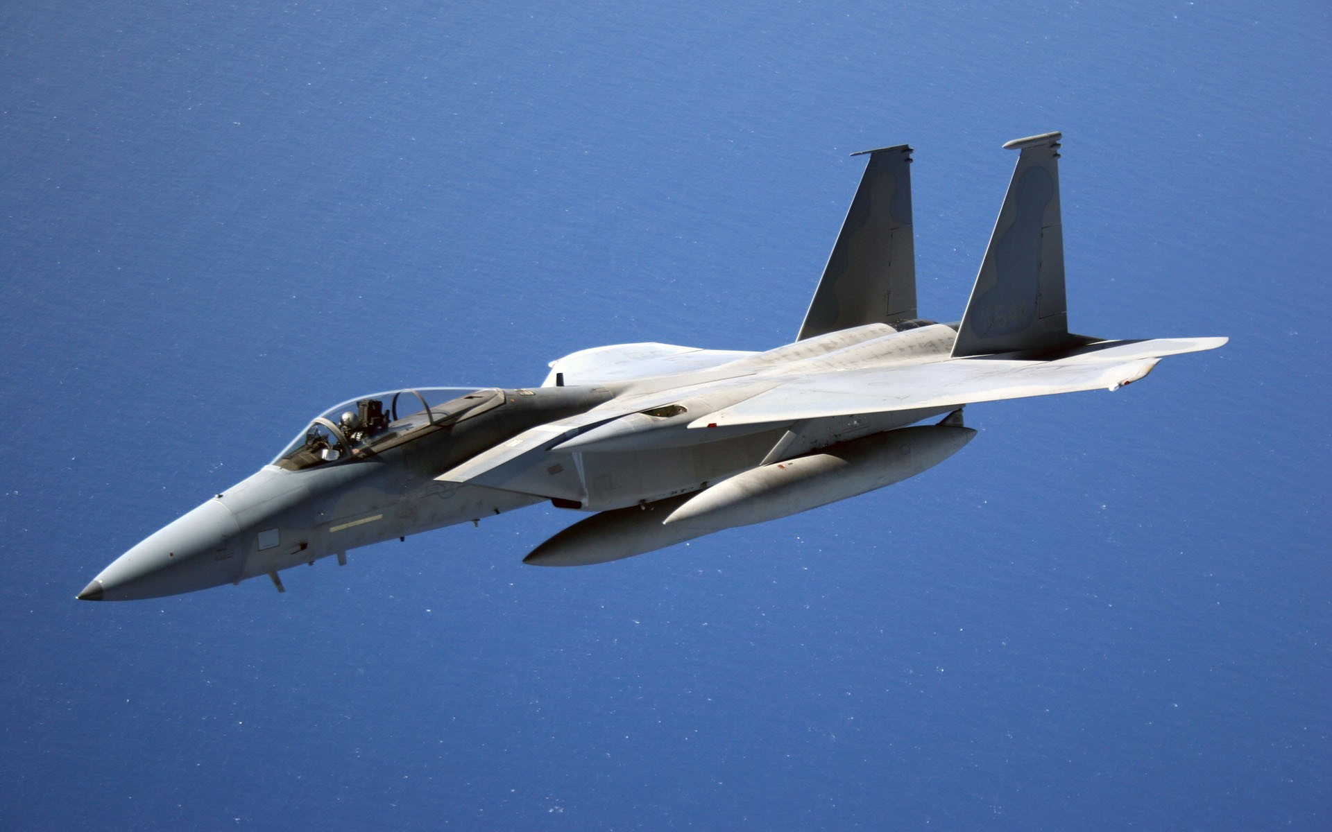 Aircraft War f-15 eagle HD Wallpaper