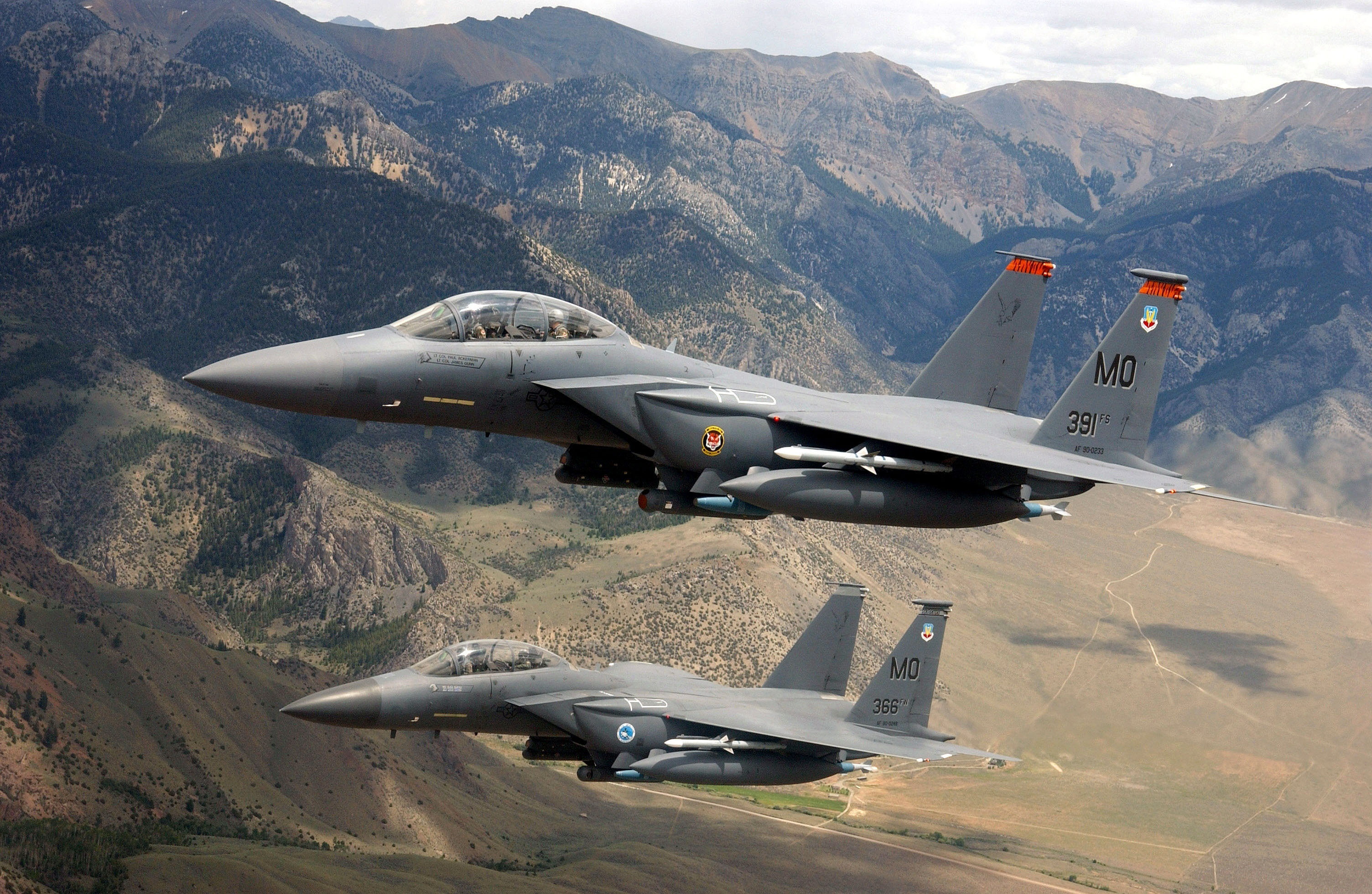 aircrafts Eagles f-15 eagle HD Wallpaper