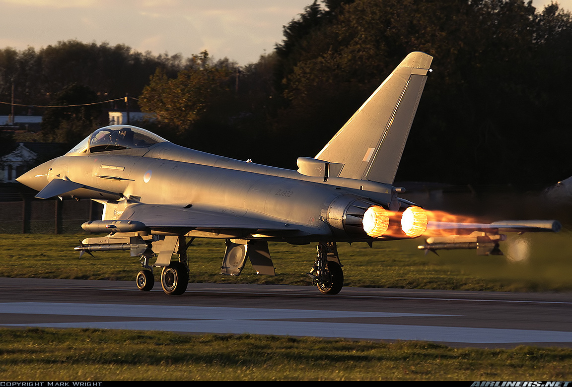 aircrafts eurofighter Typhoon HD Wallpaper