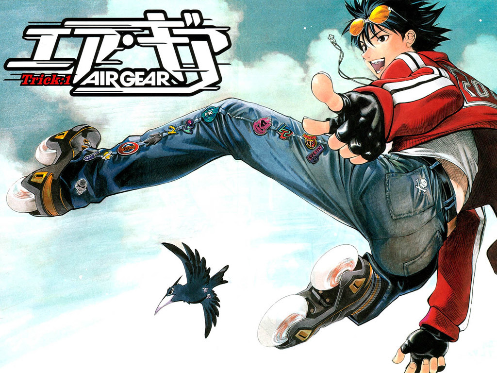 airgear air Gear Manga
