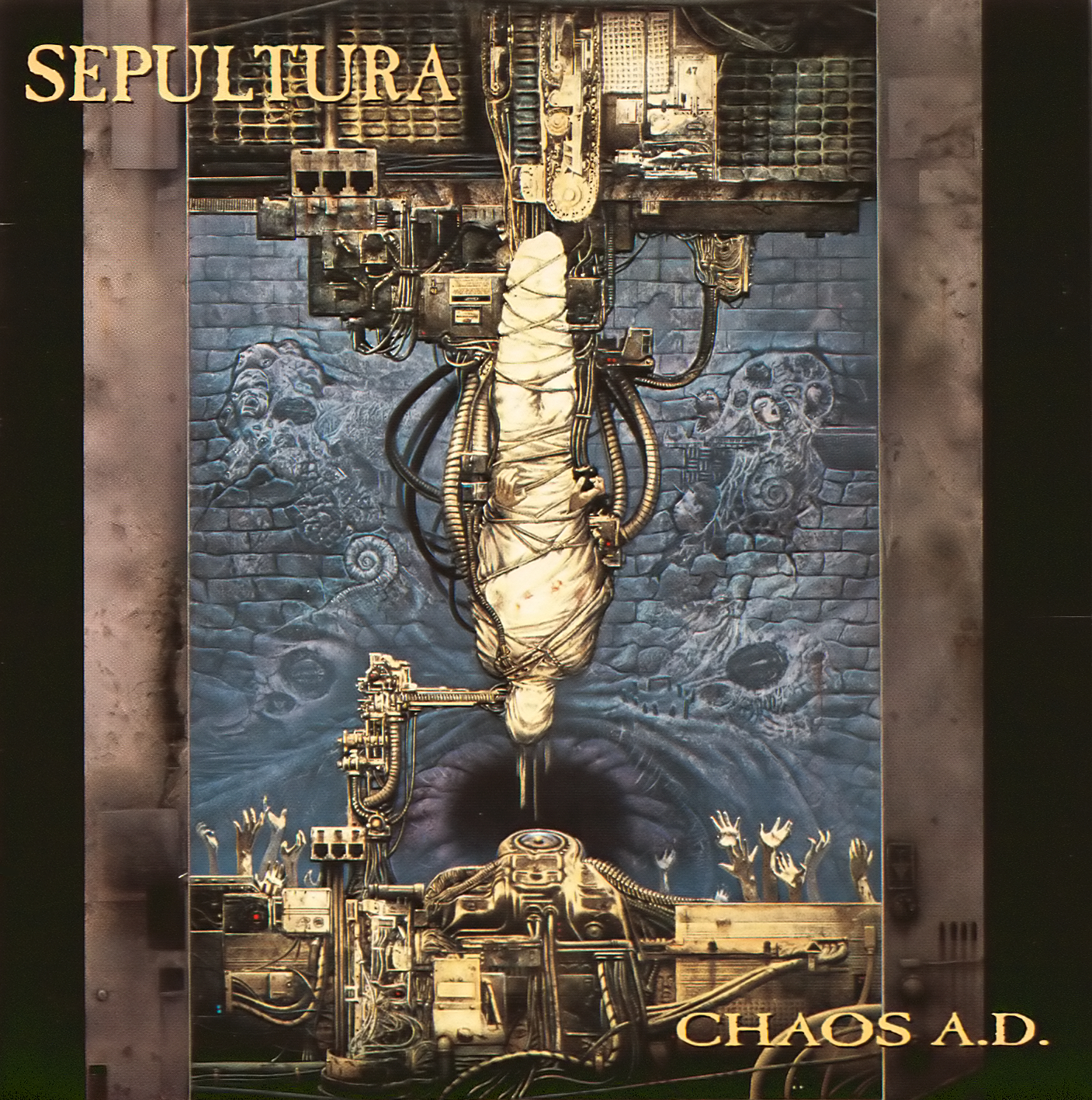Album covers sepultura Music HD Wallpaper