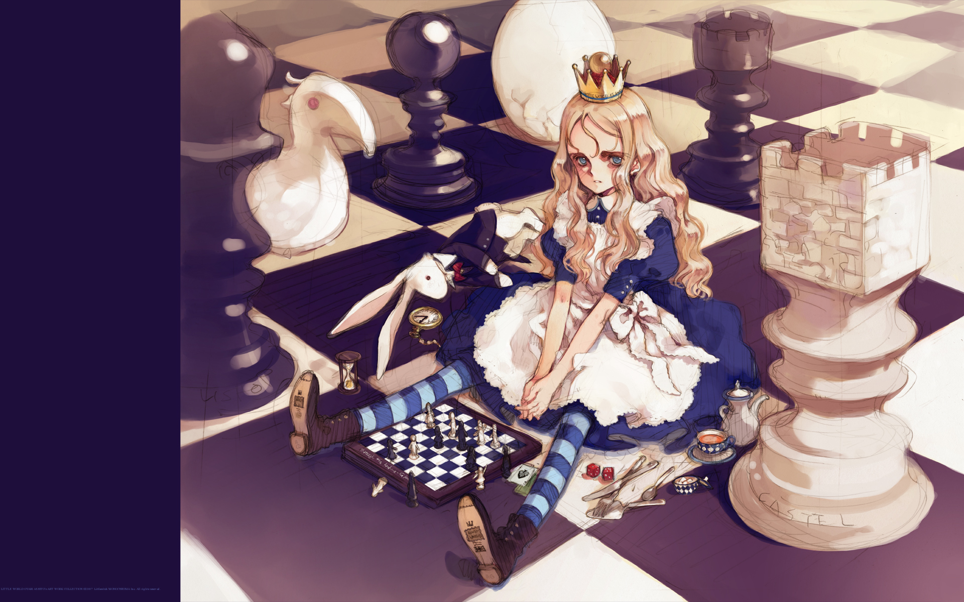 Alice in Wonderland oyari