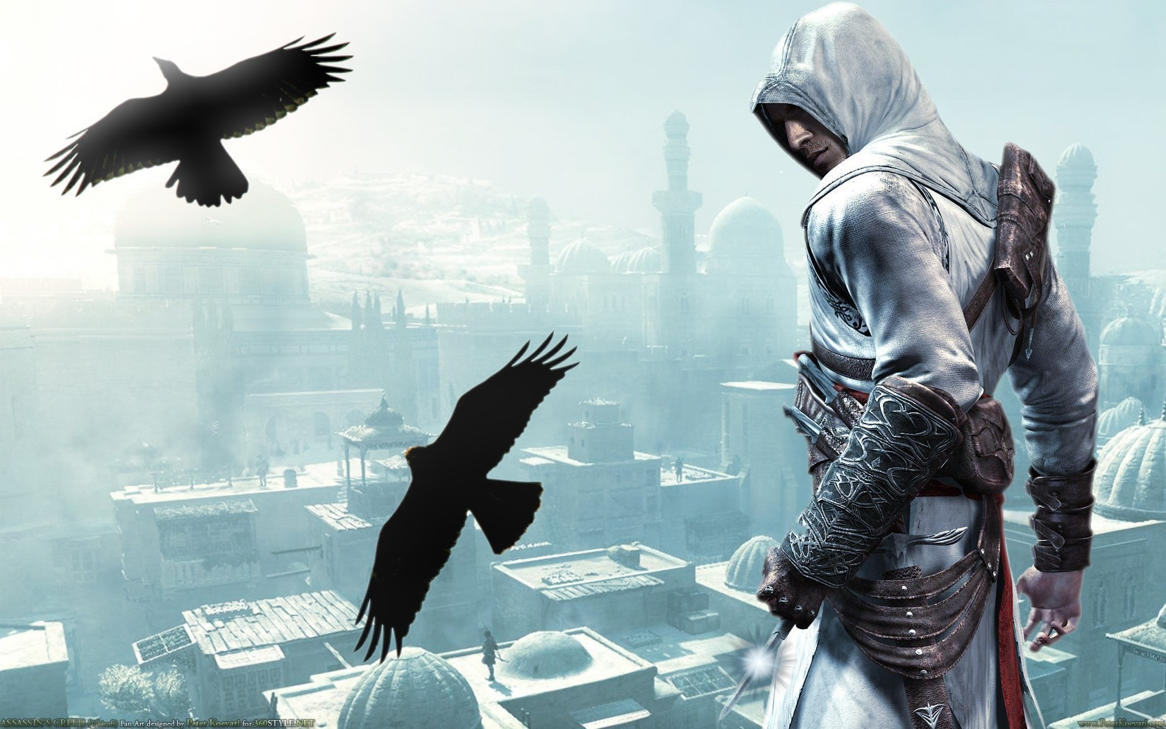 Altair ibn la ahad HD Wallpaper
