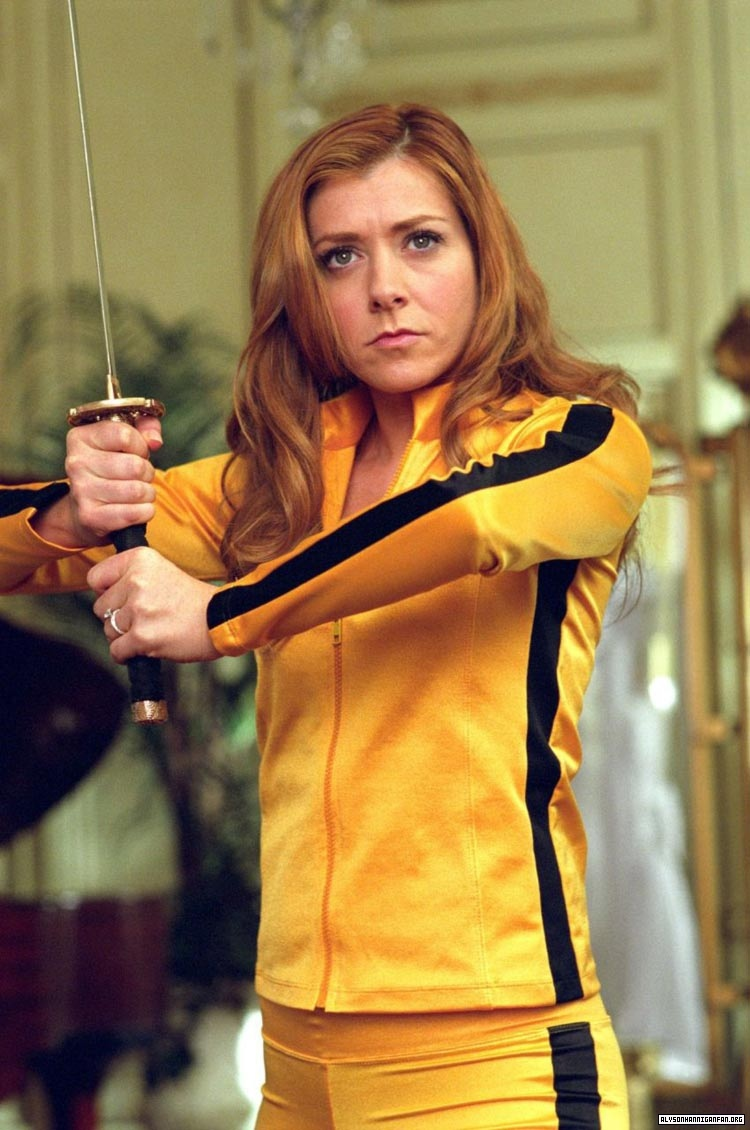 Alyson Hannigan woman cosplay HD Wallpaper
