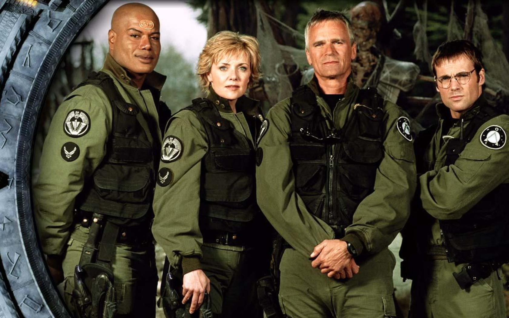 amanda tapping Stargate SG-1 HD Wallpaper