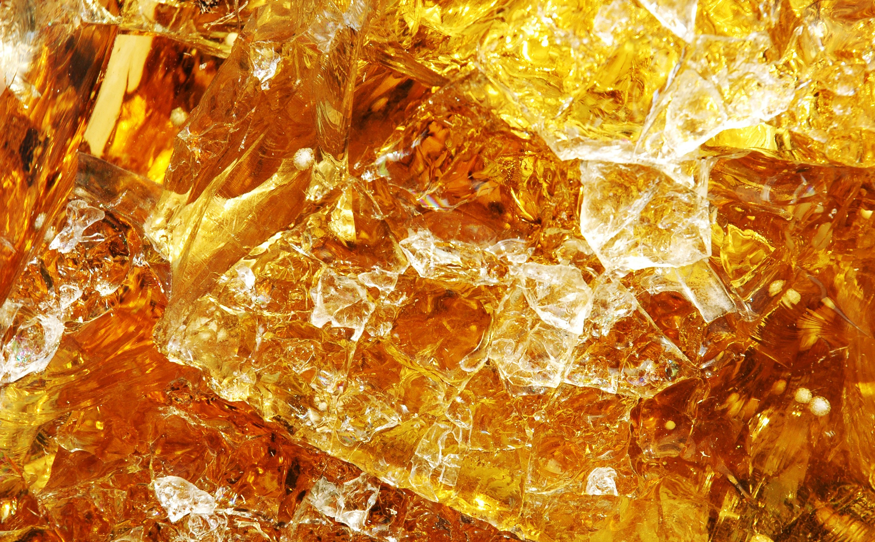 amber gemstone HD Wallpaper
