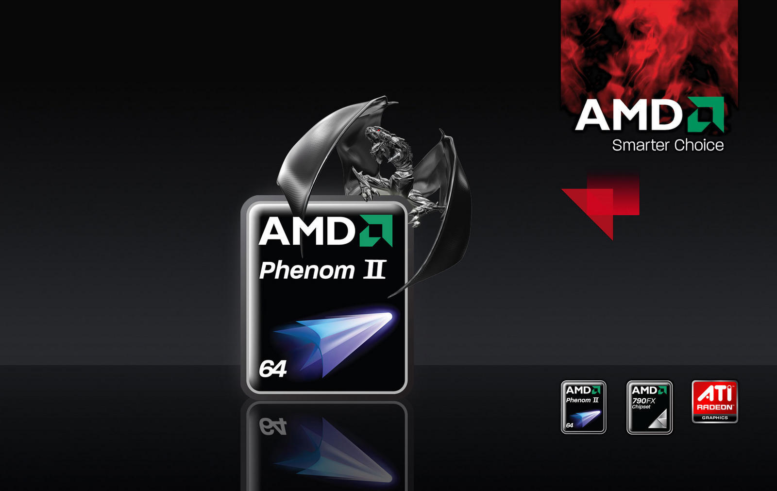 amd computer HD Wallpaper