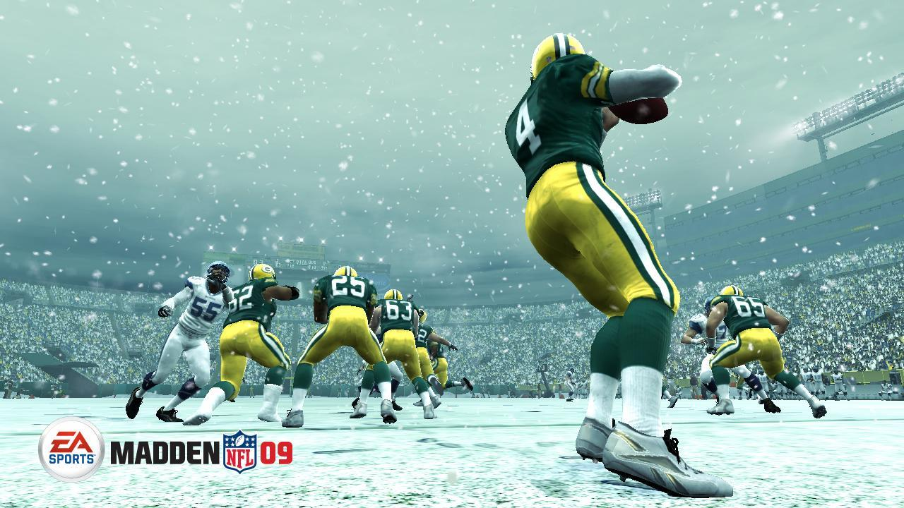 American Football Green bay HD Wallpaper