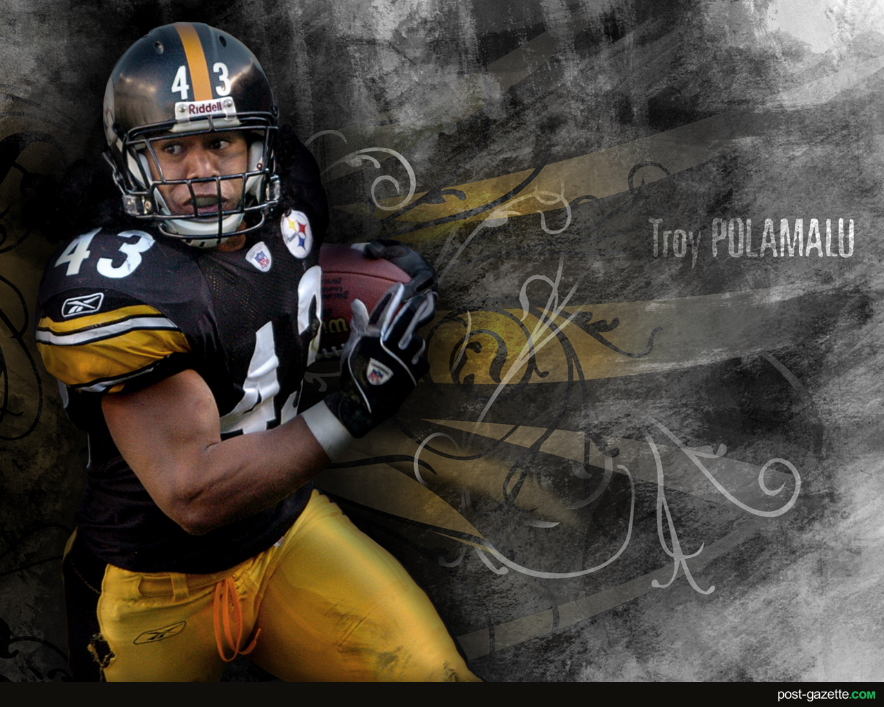 American Football nfl pittsburgh HD Wallpaper