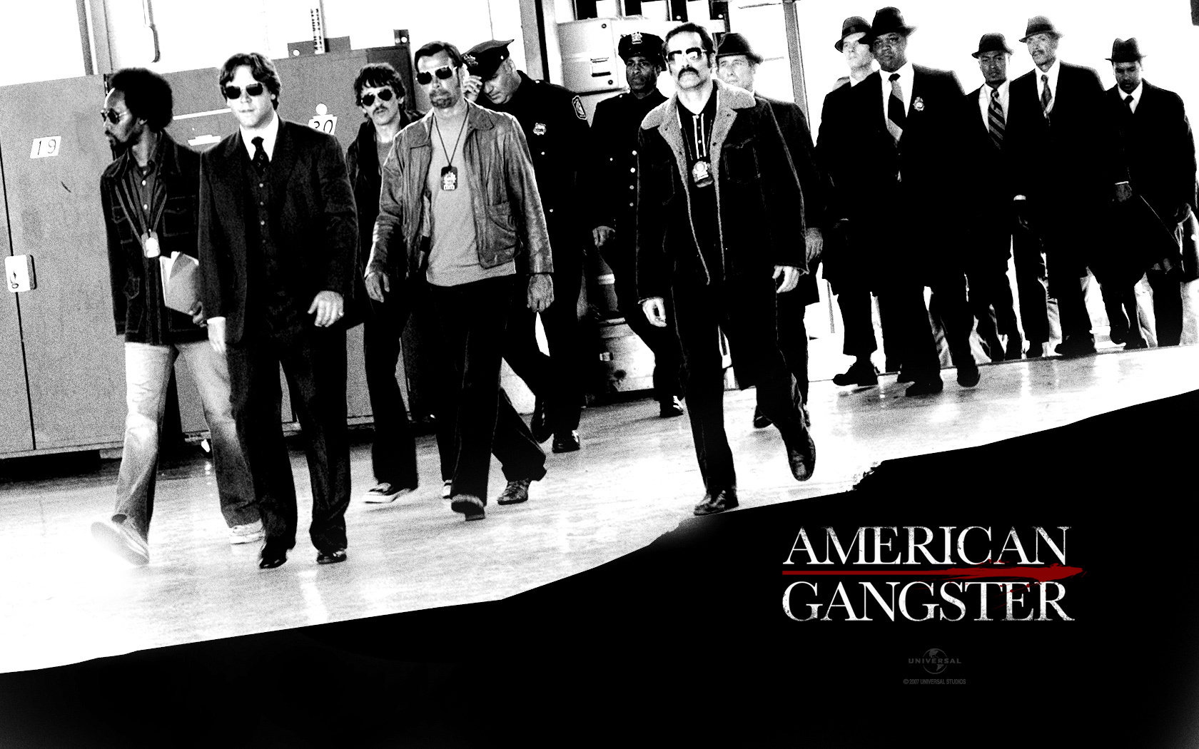 American gangster HD Wallpaper