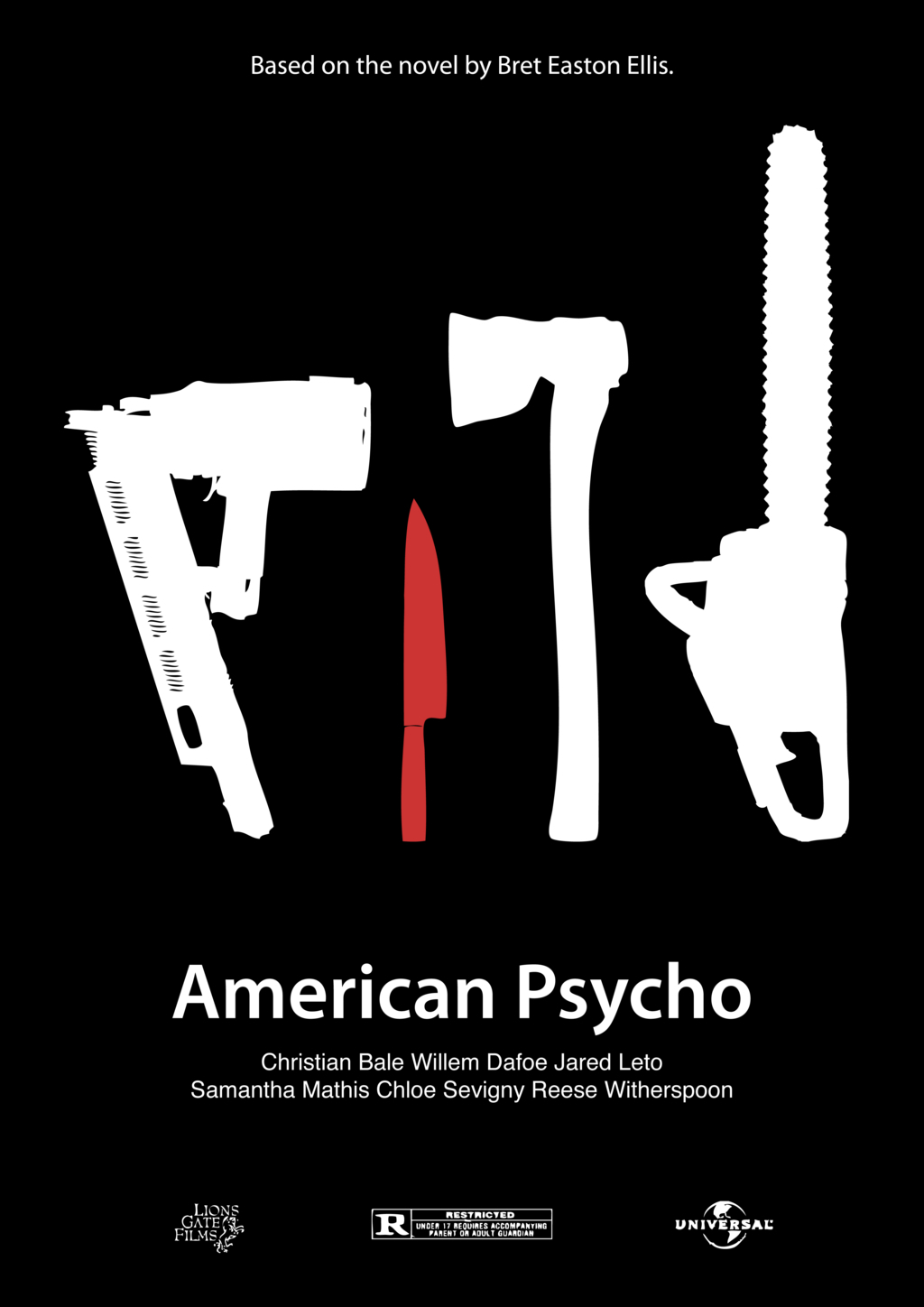 American Psycho HD Wallpaper