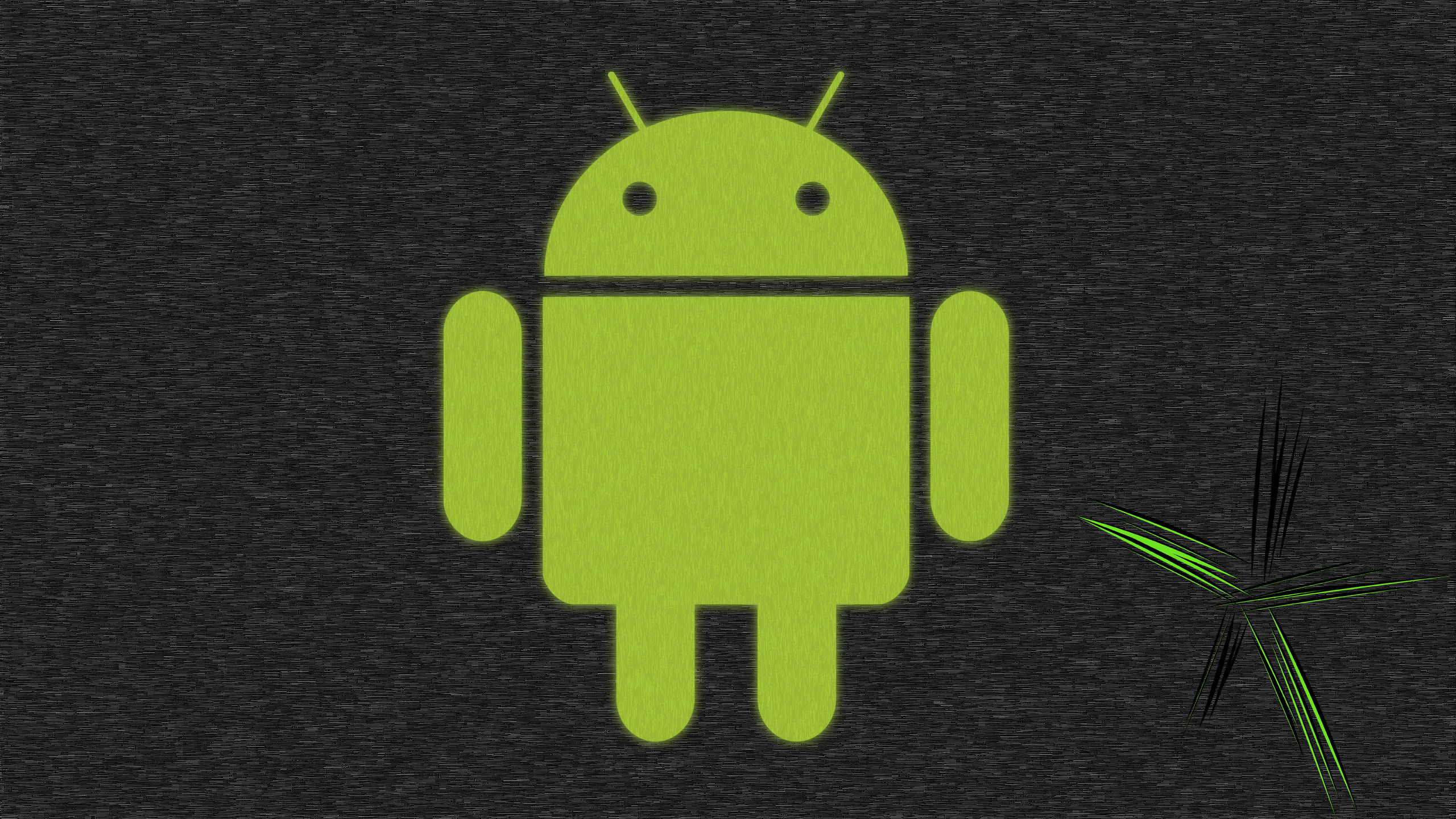 android andy computer HD Wallpaper